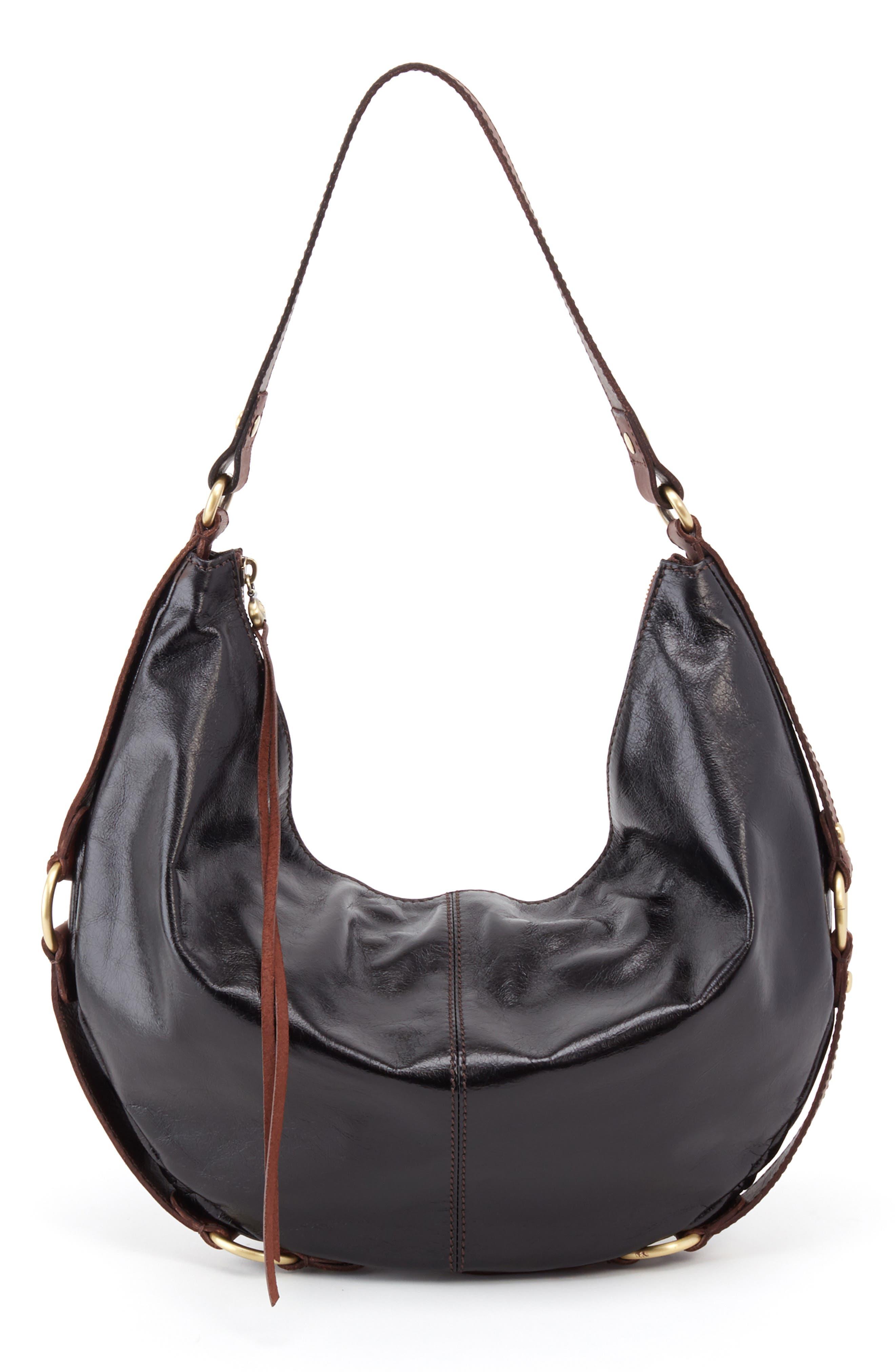 Rogue Shoulder Bag,                         Main,                         color, BLACK