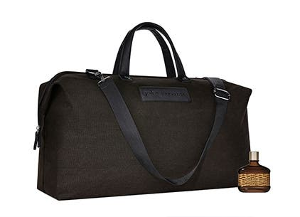 John Varvatos gift with purchase.