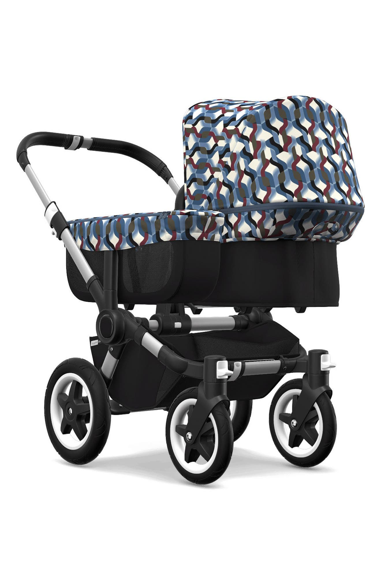 Sun Canopy for Bugaboo Donkey2 Stroller,                             Alternate thumbnail 2, color,                             WAVES