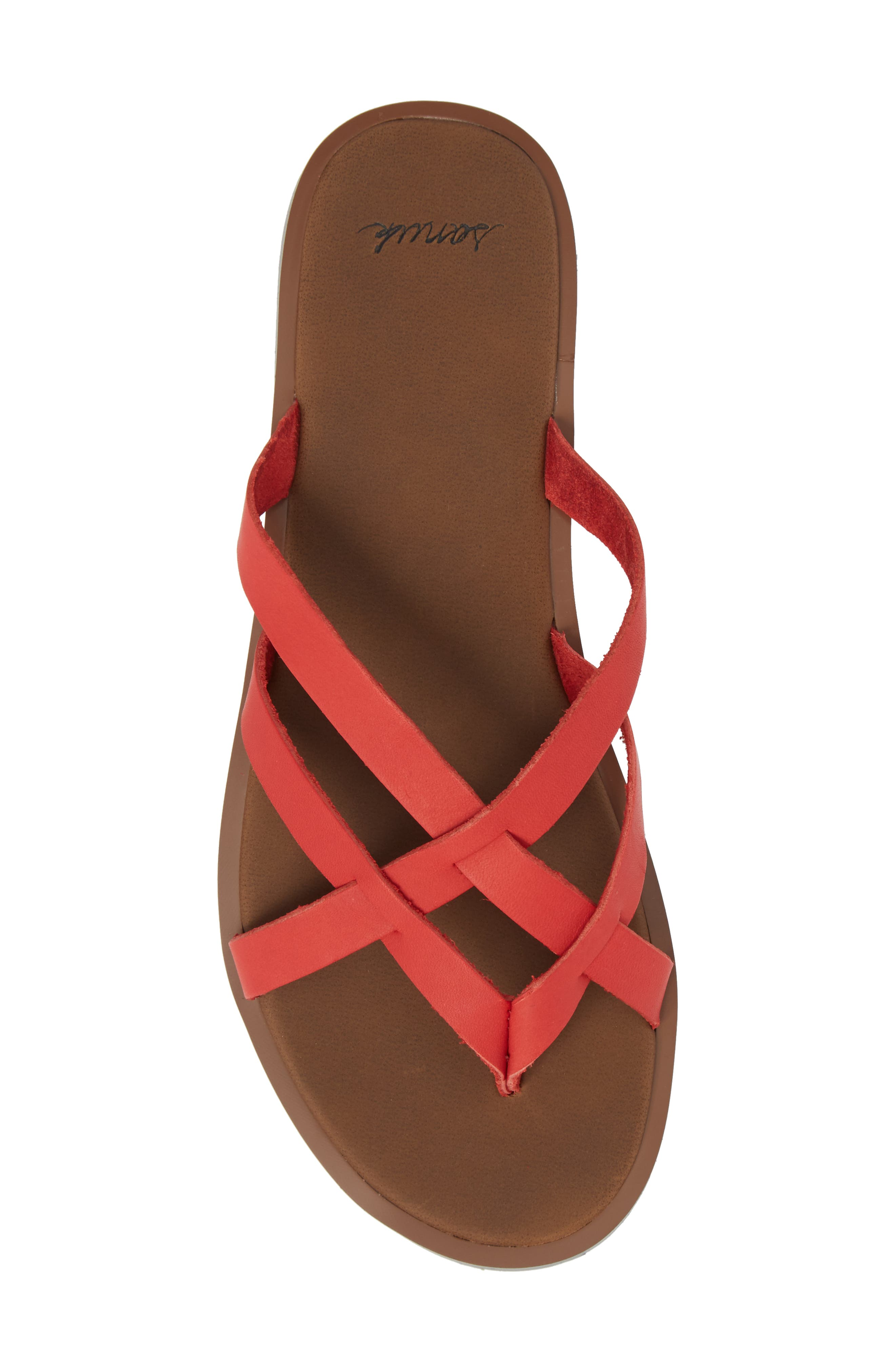 Yoga Strappy Thong Sandal,                             Alternate thumbnail 15, color,