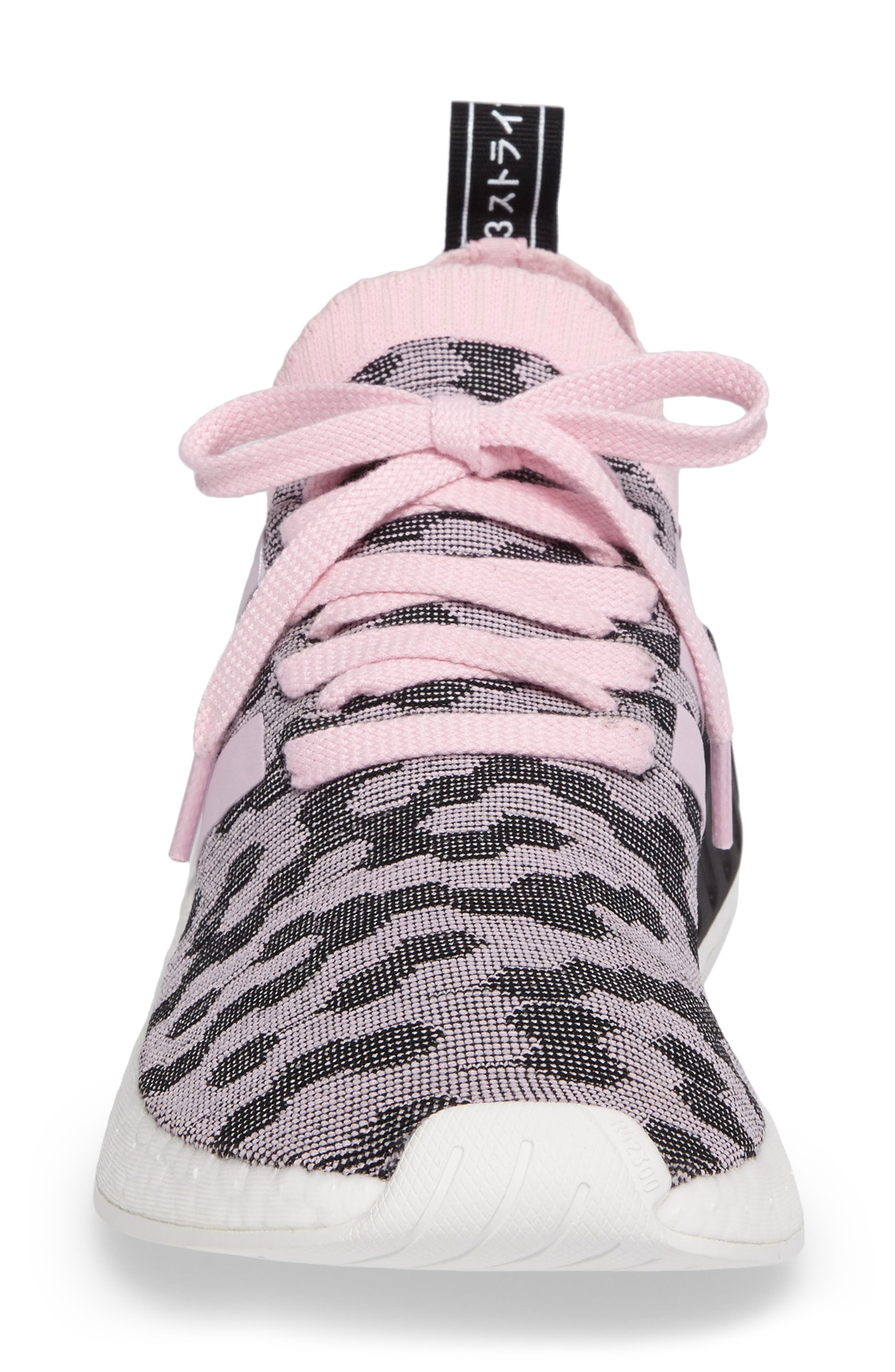 NMD R2 Primeknit Athletic Shoe,                             Alternate thumbnail 20, color,