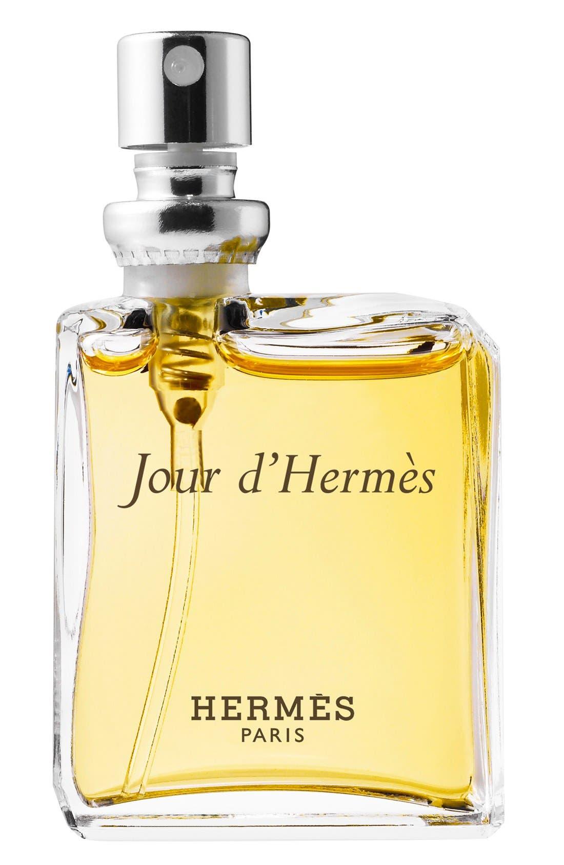 Jour d'Hermès - Pure perfume lock spray refill,                             Main thumbnail 1, color,                             NO COLOR