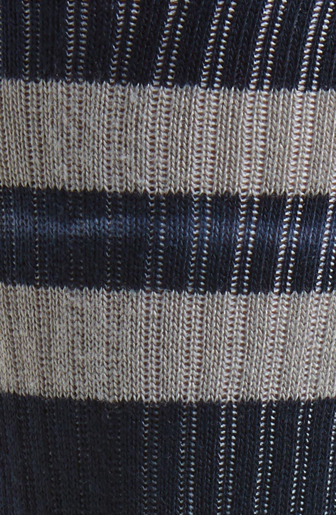 6AM Classic Crew Socks,                             Alternate thumbnail 2, color,                             001
