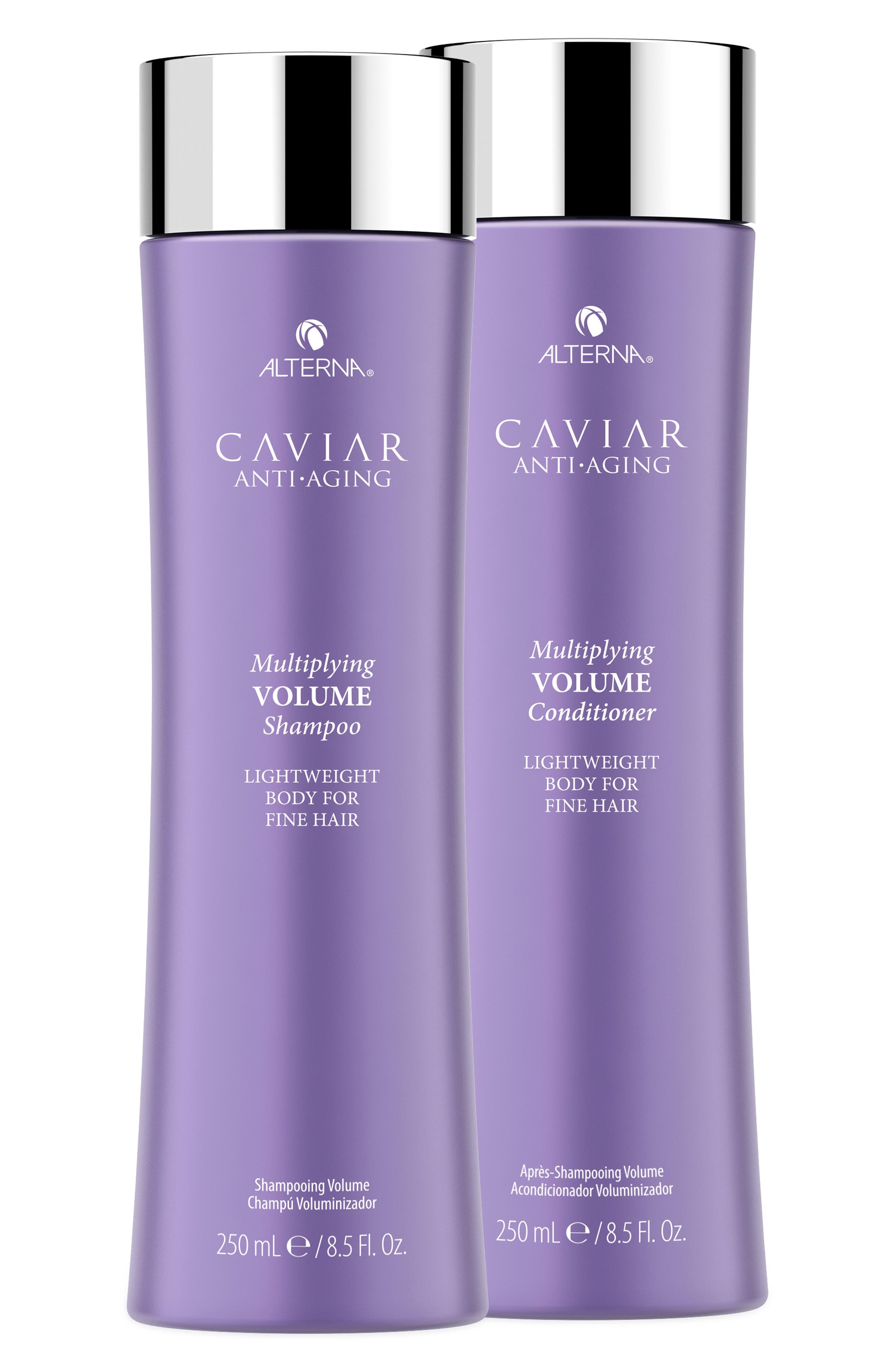 Caviar Anti-Aging Volume Duo,                             Main thumbnail 1, color,                             000