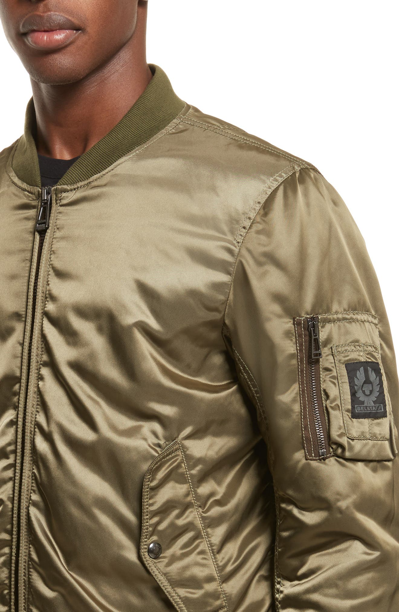 Washburn Bomber Jacket,                             Alternate thumbnail 4, color,                             330