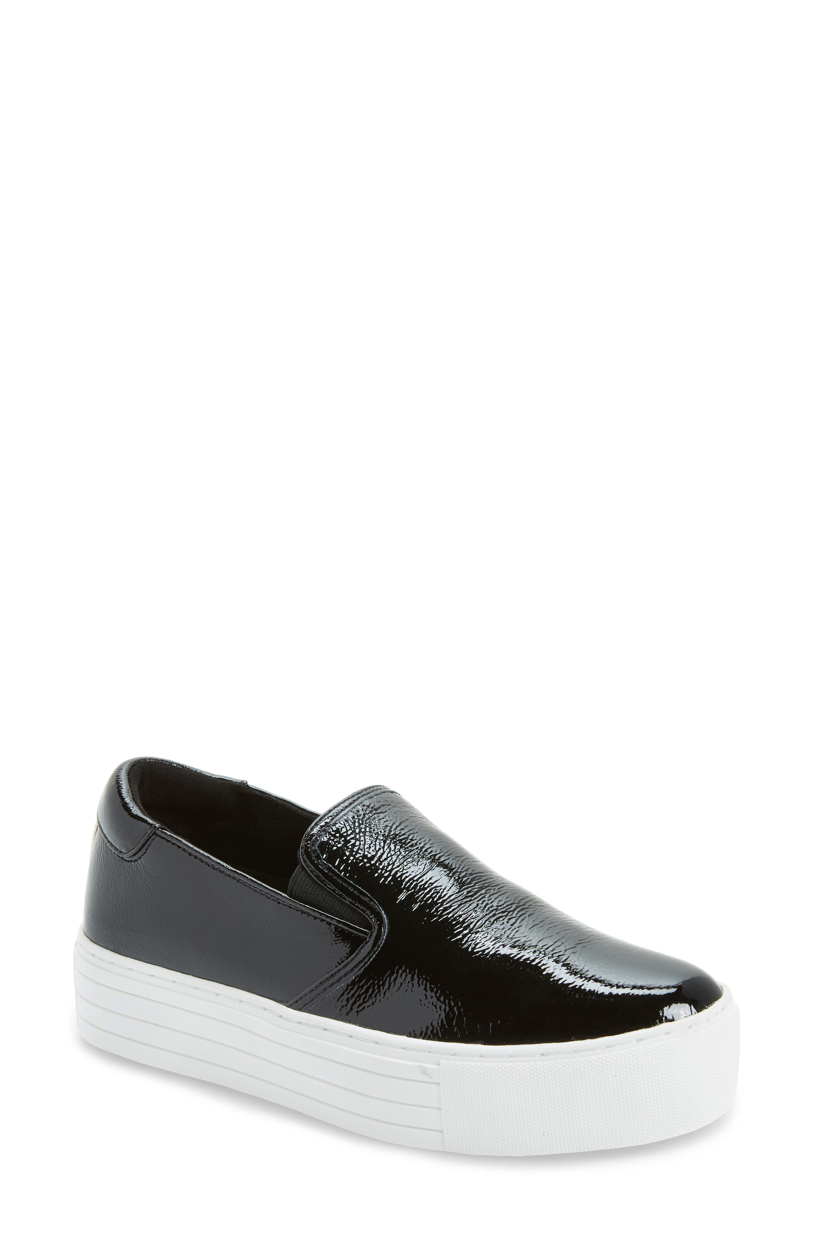 Joanie Slip-On Platform Sneaker,                             Main thumbnail 8, color,