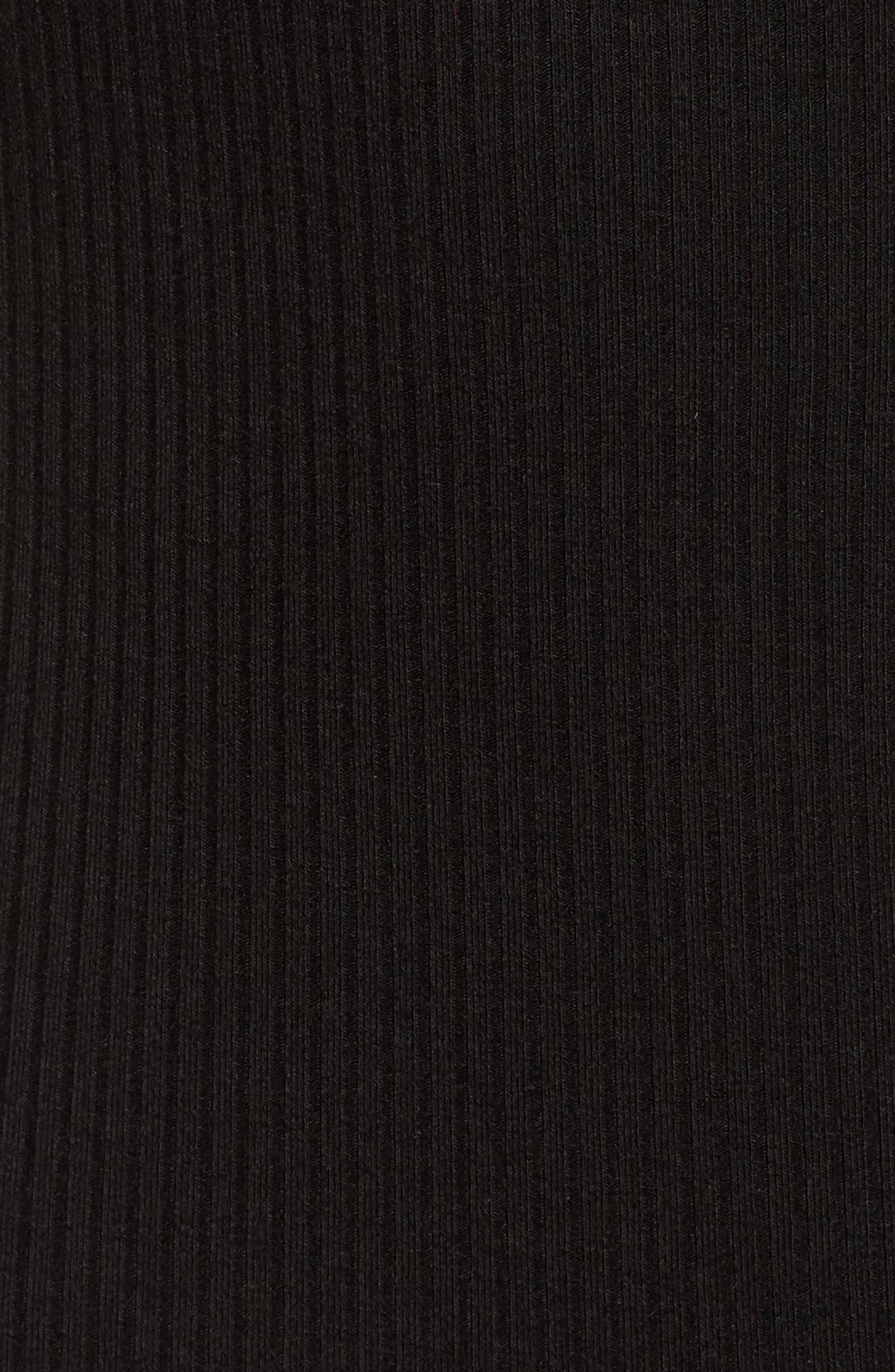 Margo Off the Shoulder Bodysuit,                             Alternate thumbnail 9, color,