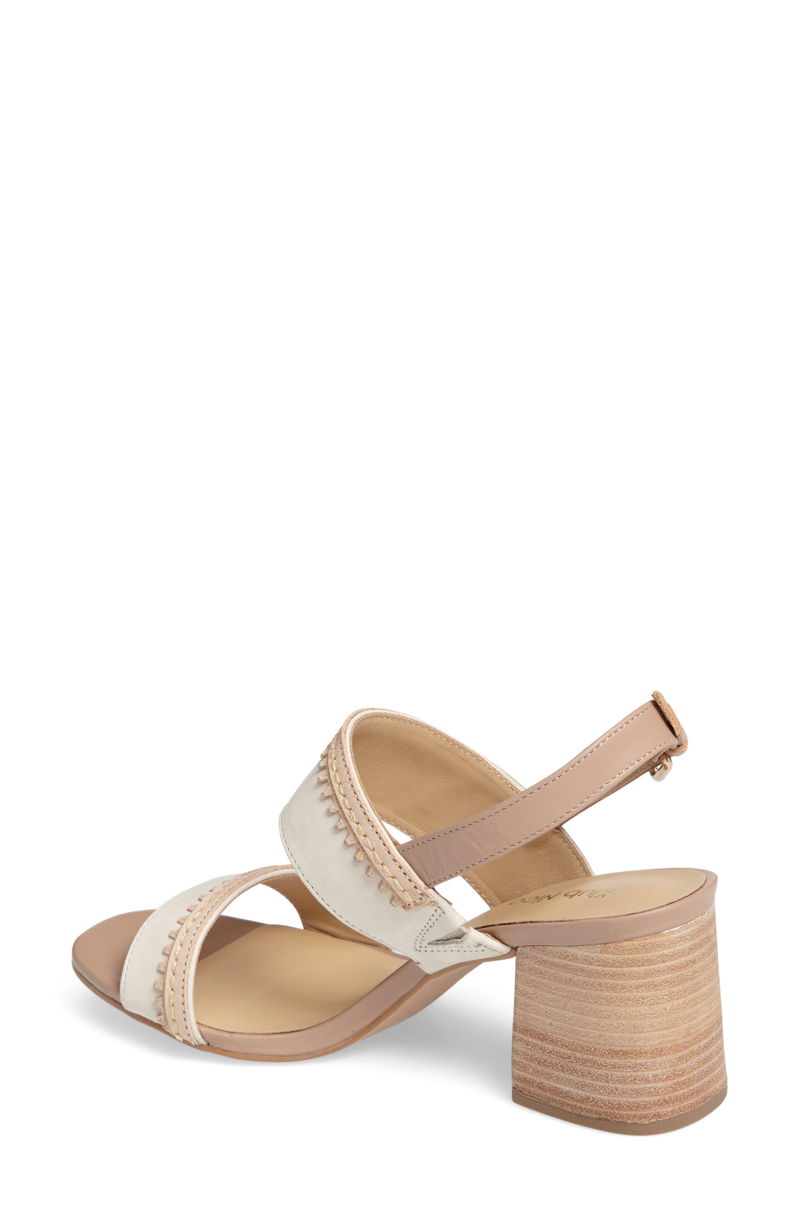 Rycca Block Heel Sandal,                             Alternate thumbnail 5, color,