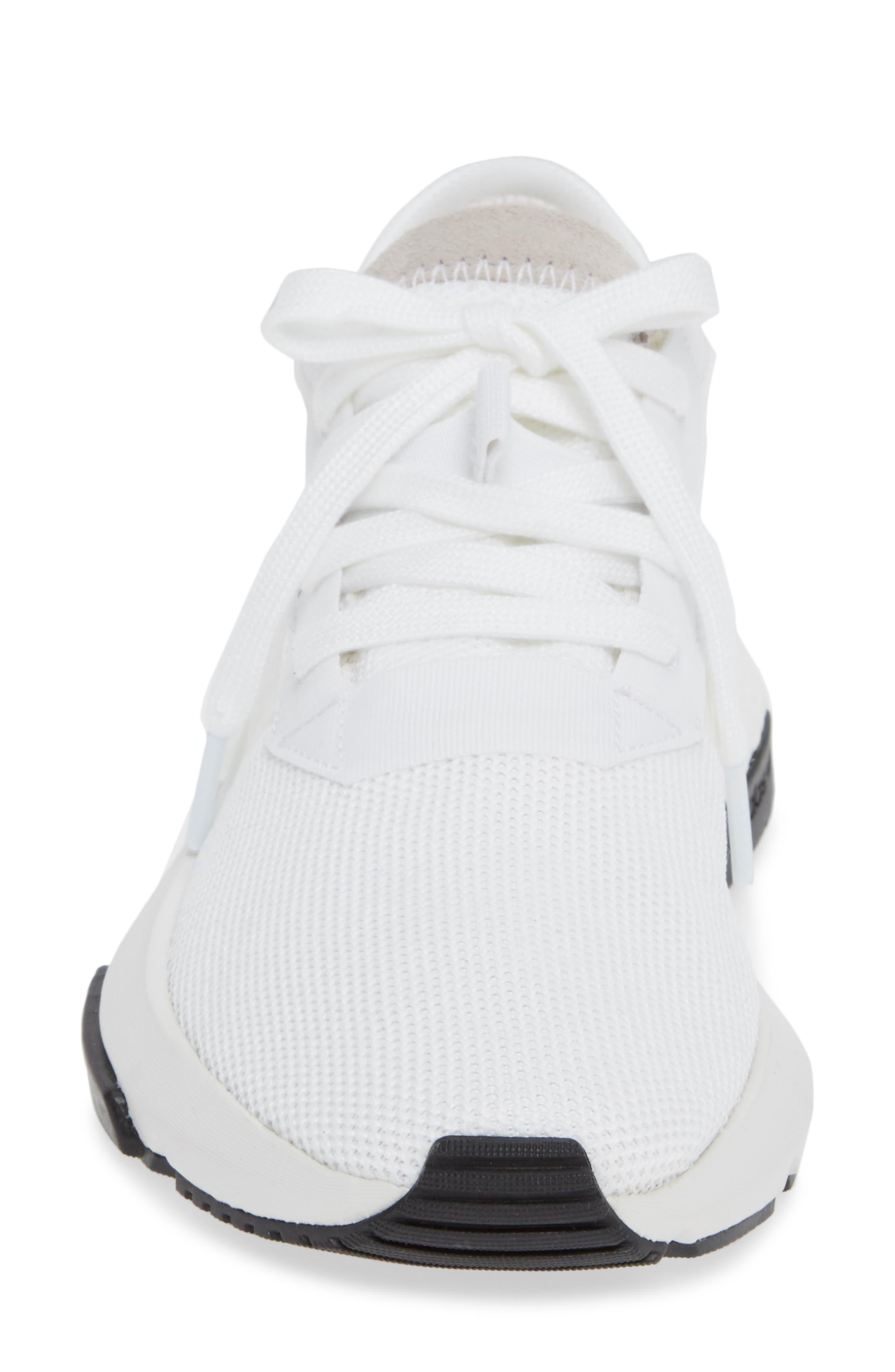 Pod S3.1 Sneaker,                             Alternate thumbnail 4, color,                             WHITE/ WHITE/ CORE BLACK