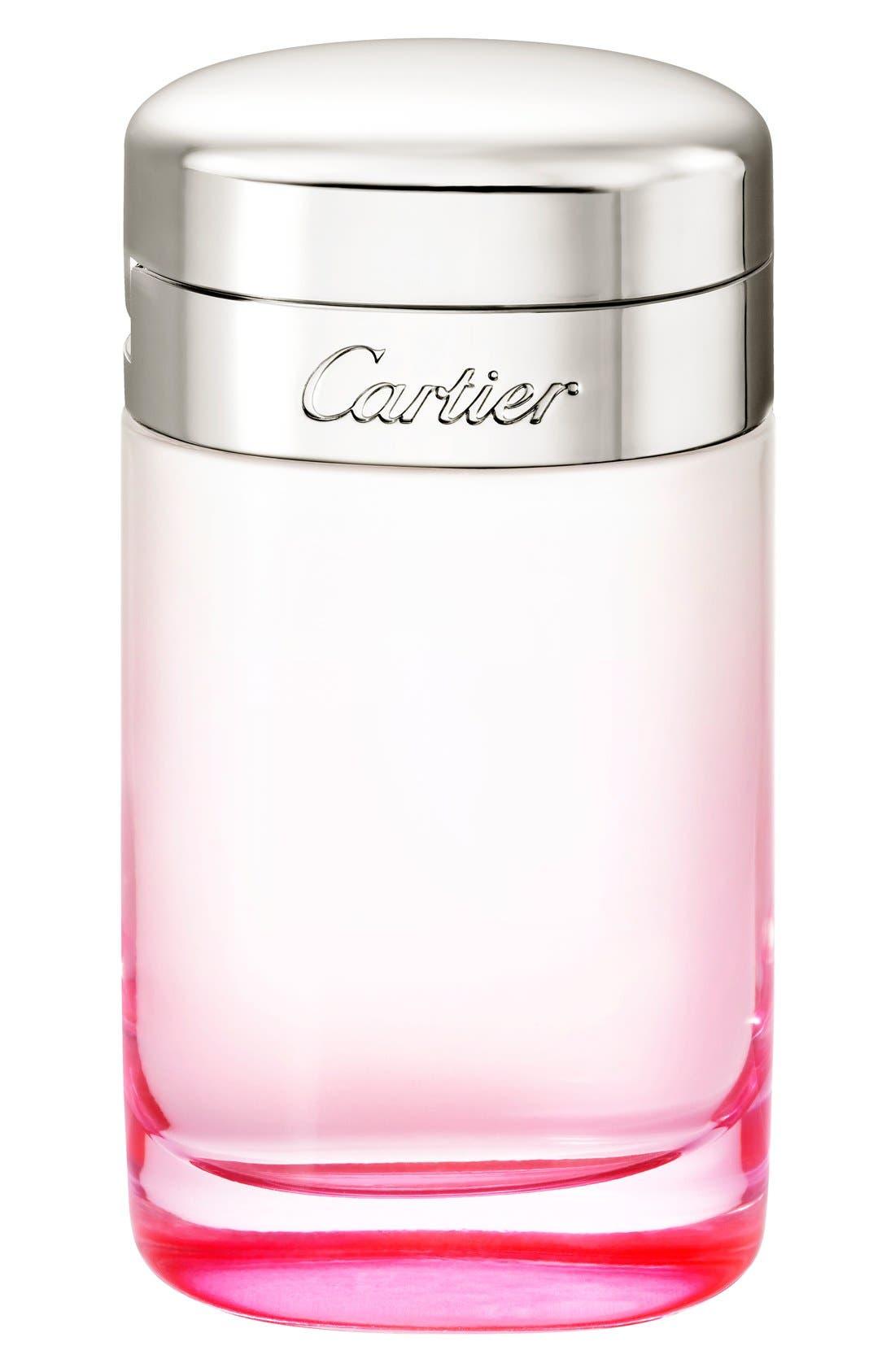 Cartier Baiser Volé Lys Rose Eau de Toilette,                             Main thumbnail 1, color,                             NO COLOR