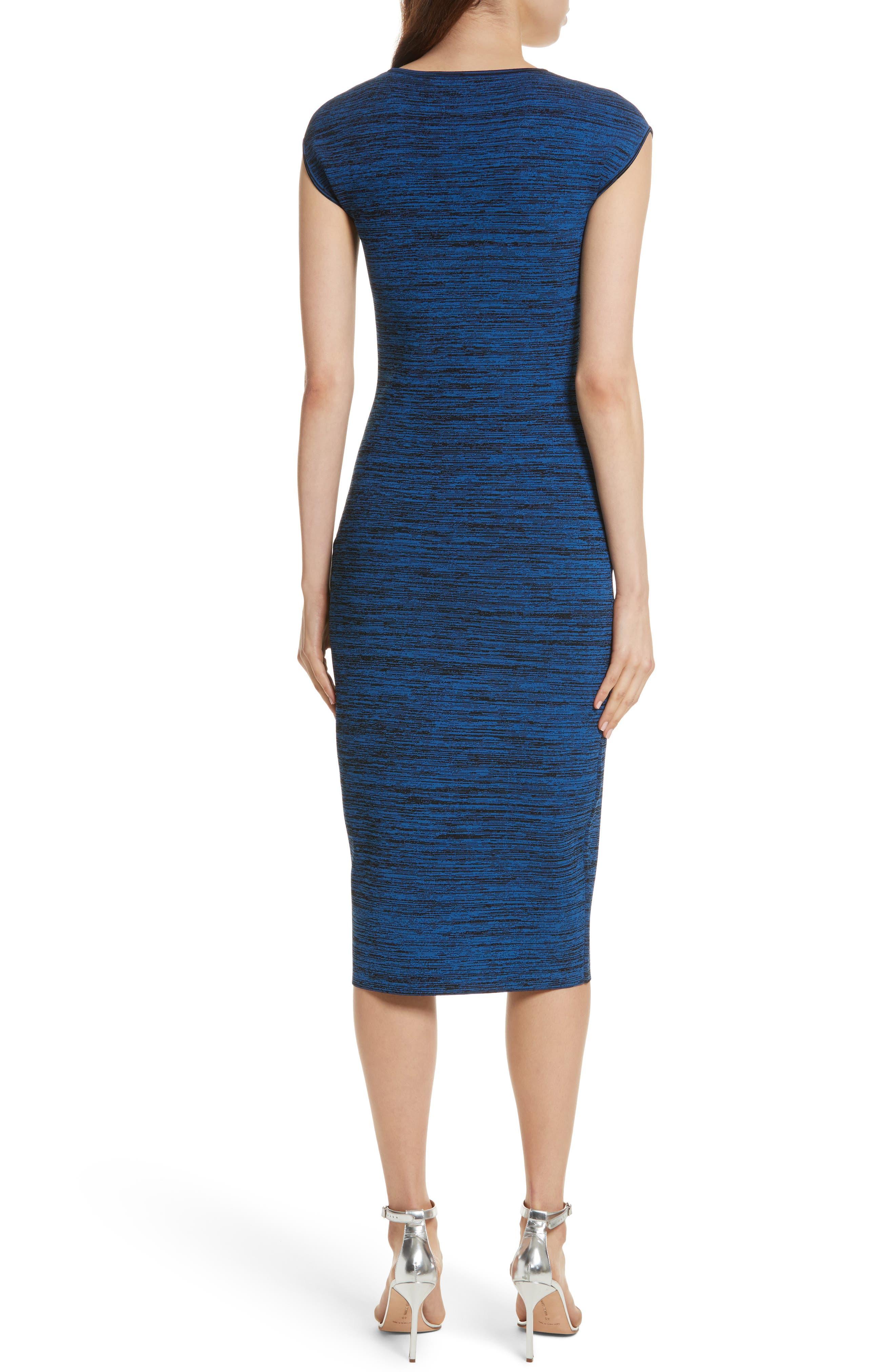 Diane von Furstenberg Sweater Dress,                             Alternate thumbnail 2, color,                             429