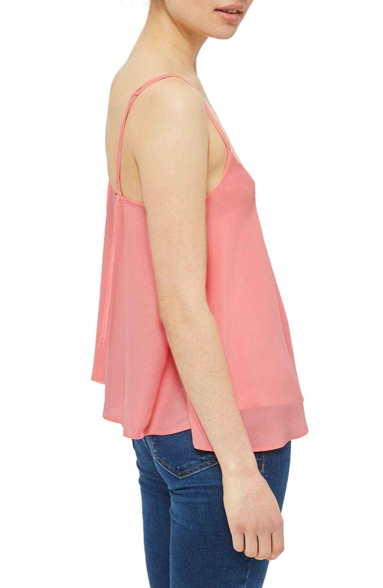 Rouleau Swing Camisole,                             Alternate thumbnail 3, color,                             670