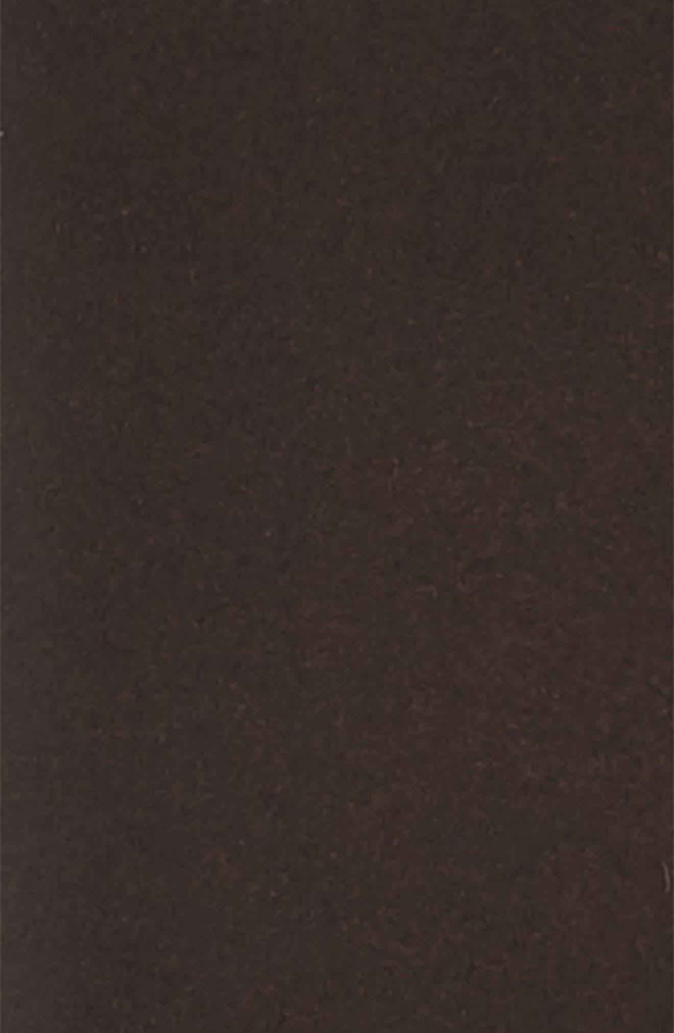 Reversible Leather Belt,                             Alternate thumbnail 3, color,                             AFRICA/ NERO
