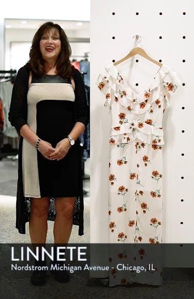 Darling Nikki Floral Maxi Dress, sales video thumbnail