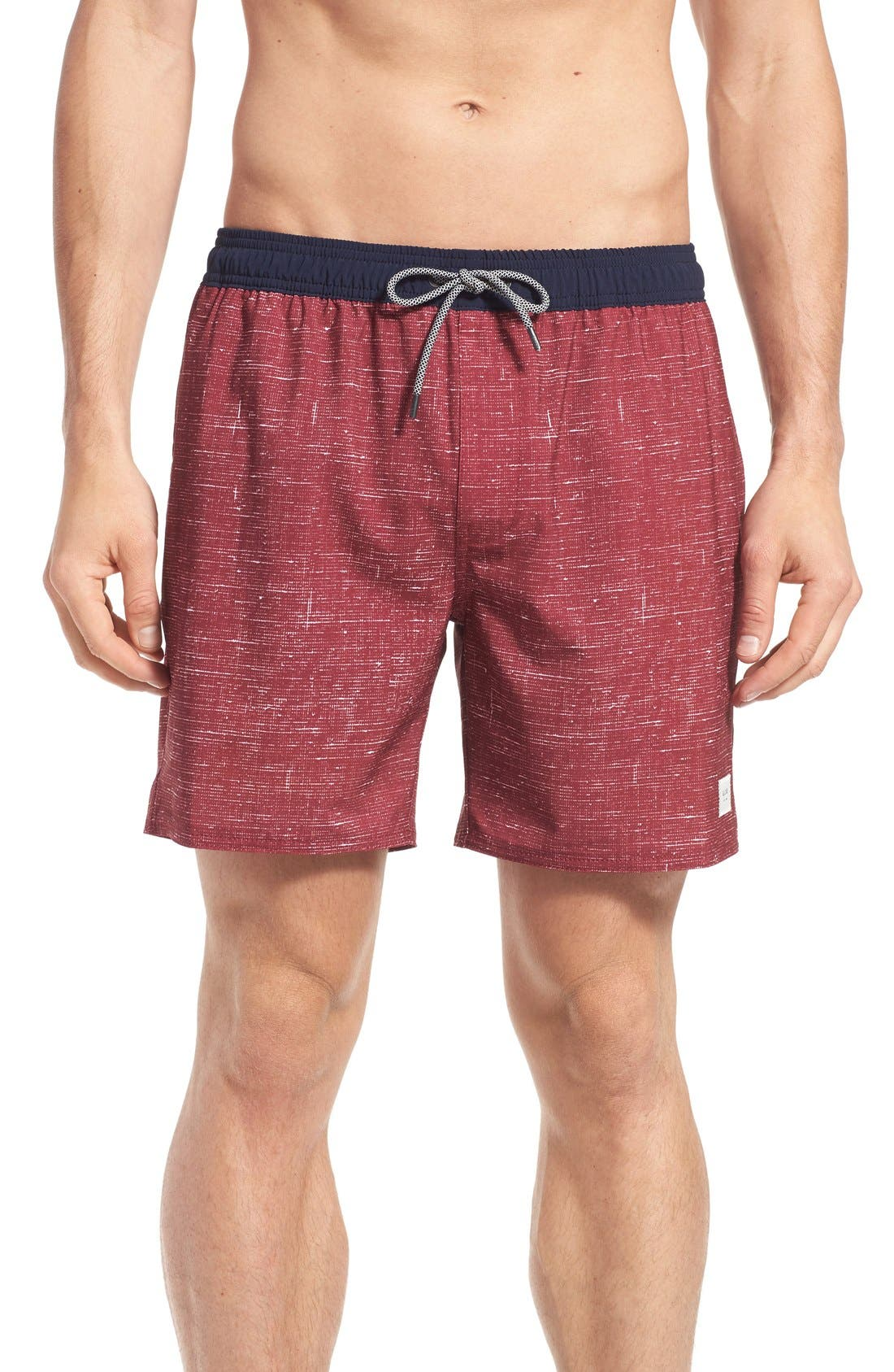 'Spencer' Swim Trunks,                             Main thumbnail 1, color,                             200