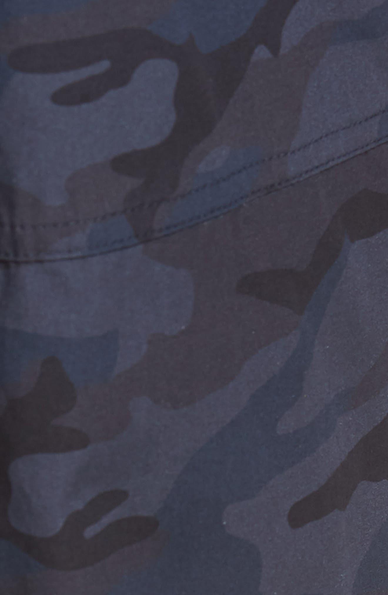Camo Moto Pants,                             Alternate thumbnail 5, color,                             001