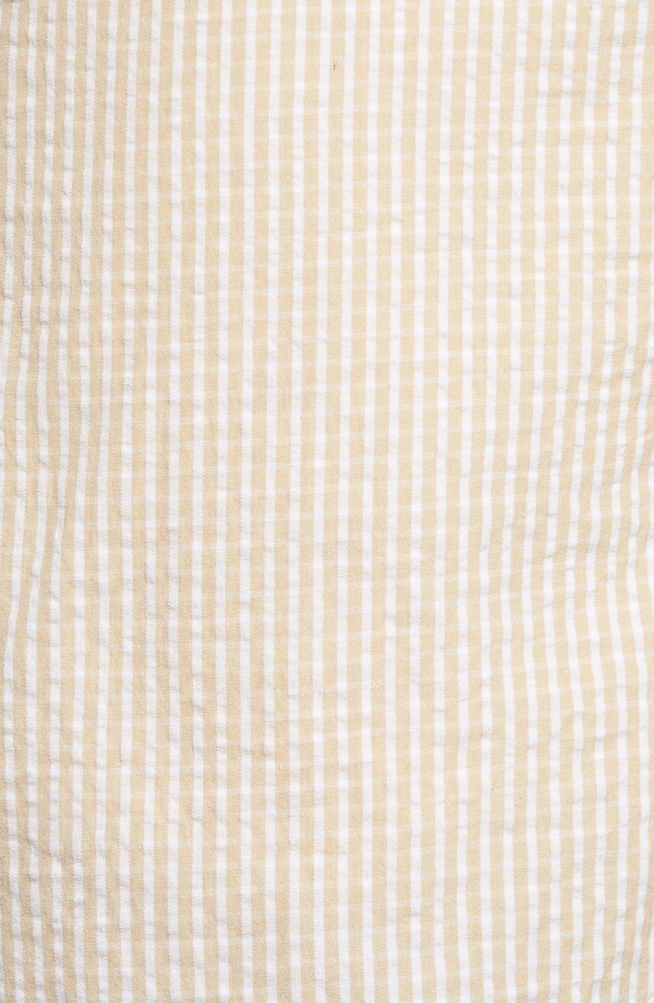 Stripe Seersucker Shorts,                             Alternate thumbnail 5, color,                             250