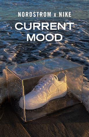 Current mood: Nordstrom x Nike AF1 sneakers.