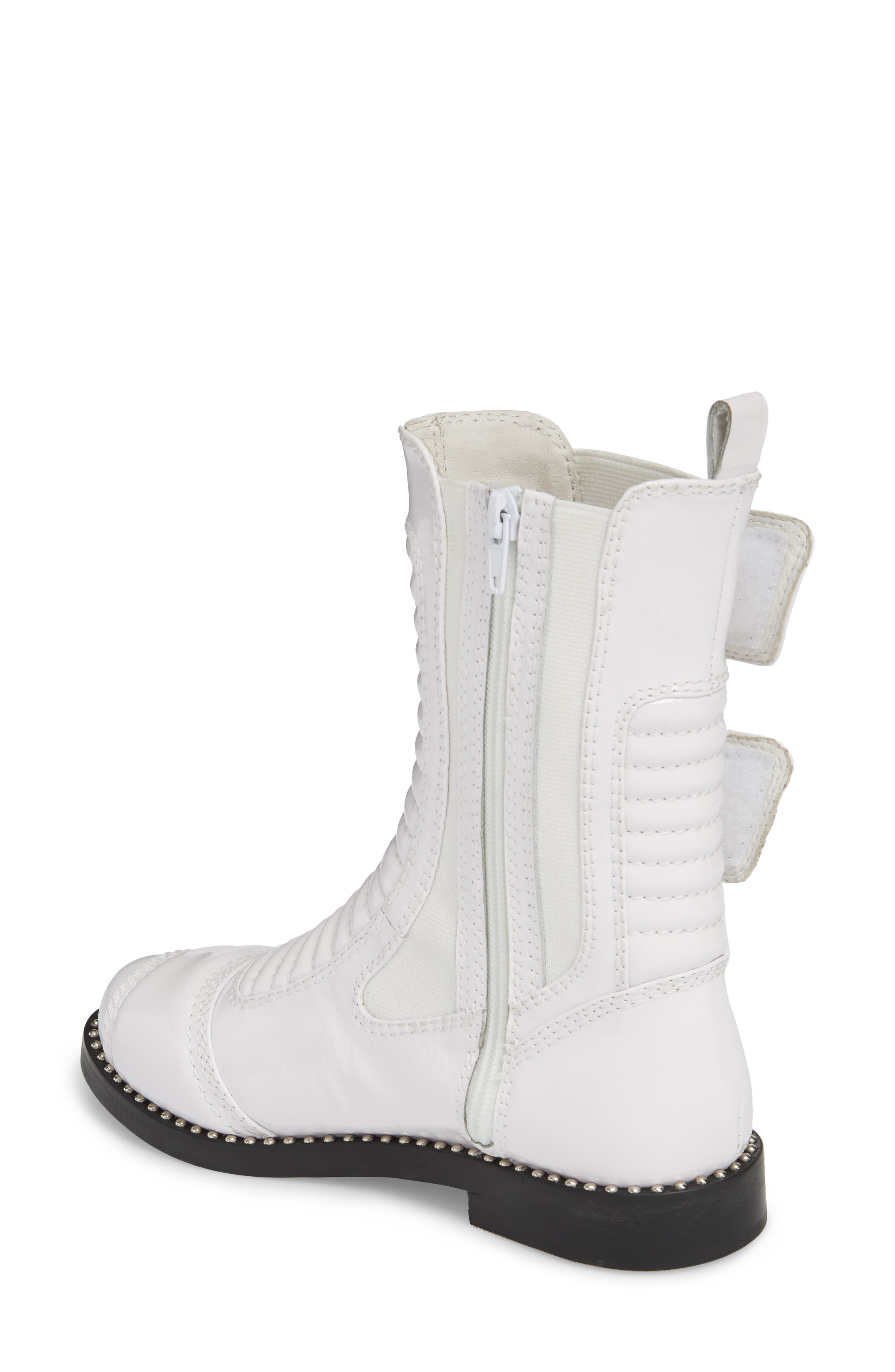 Police Boot,                             Alternate thumbnail 4, color,