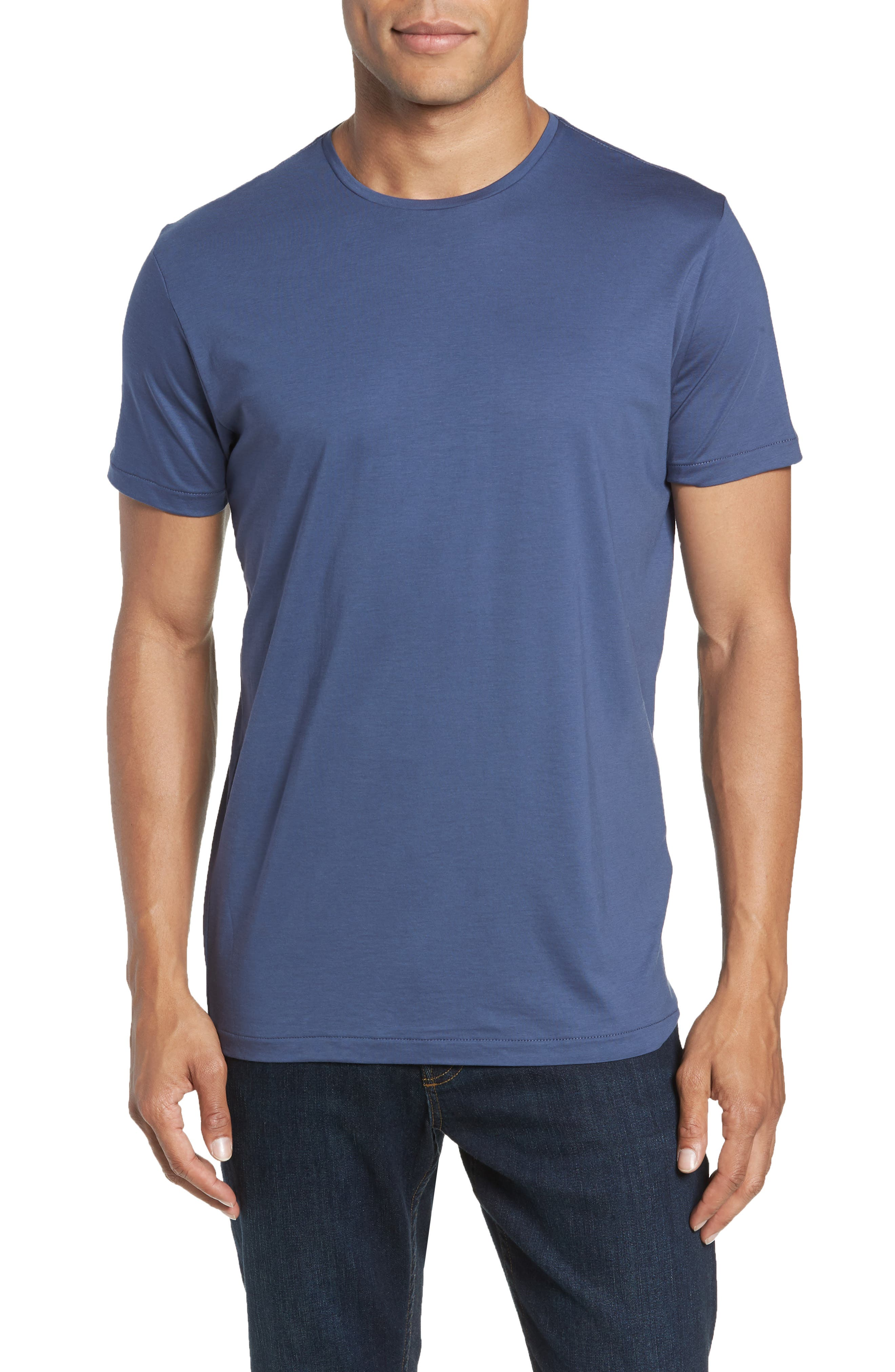 Refined T-Shirt,                         Main,                         color, OLD BAY