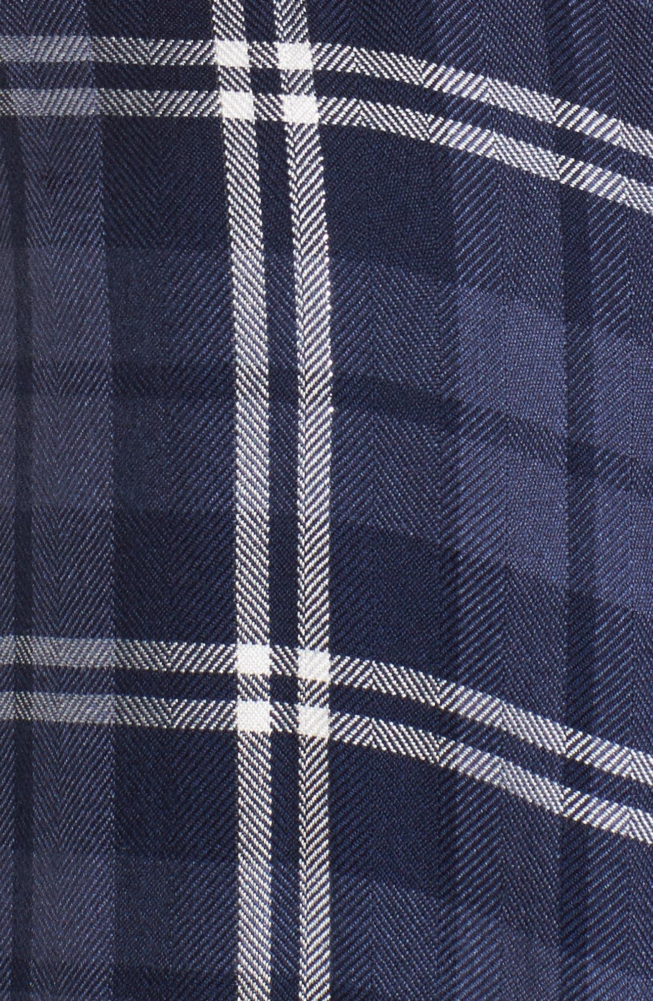 Hunter Plaid Shirt,                             Alternate thumbnail 610, color,