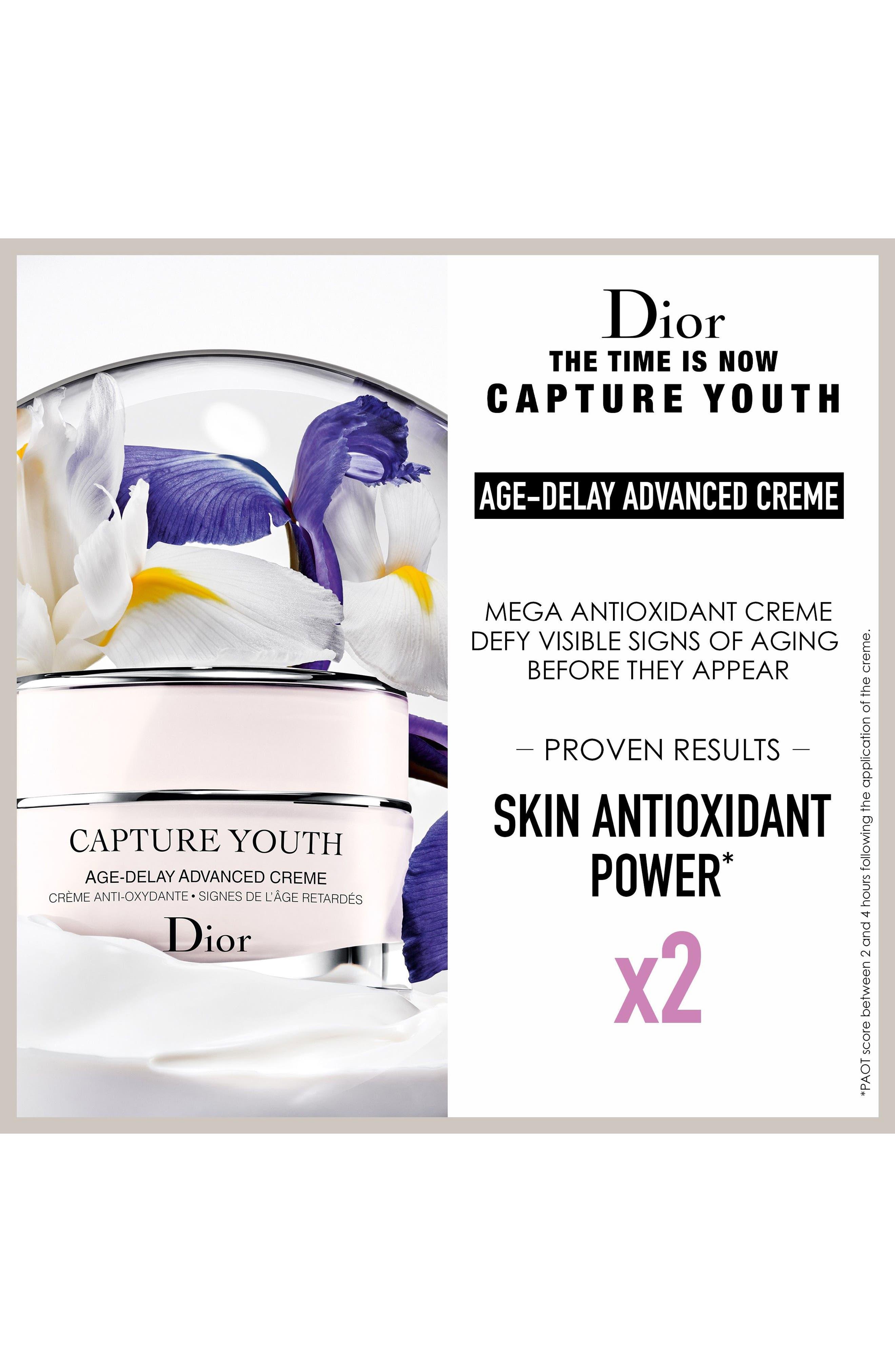 Capture Youth Age-Delay Advanced Crème,                             Alternate thumbnail 7, color,                             NO COLOR