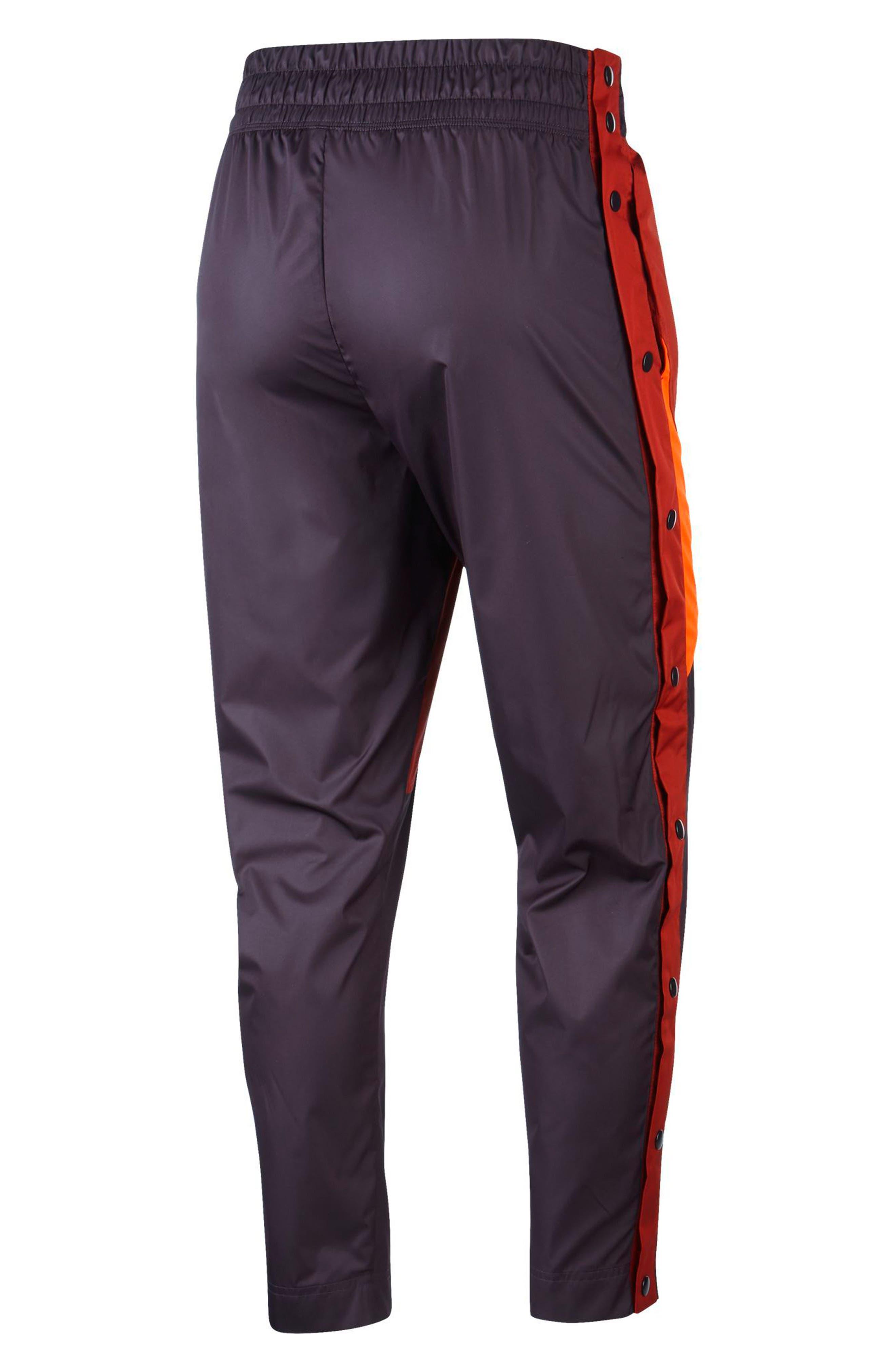Sportswear Tearaway Woven Pants,                             Alternate thumbnail 4, color,