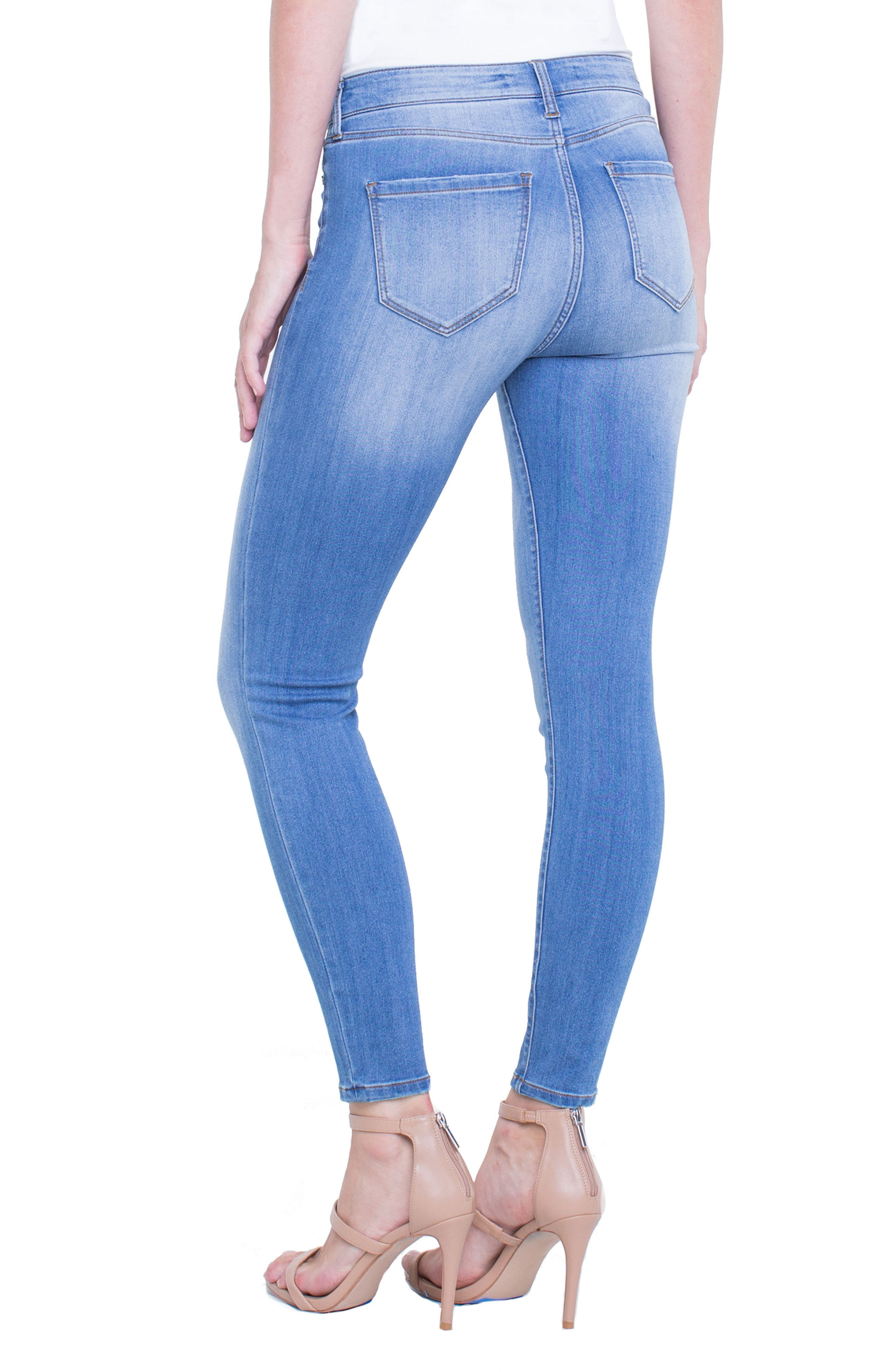 Penny Ankle Skinny Jeans,                             Alternate thumbnail 17, color,