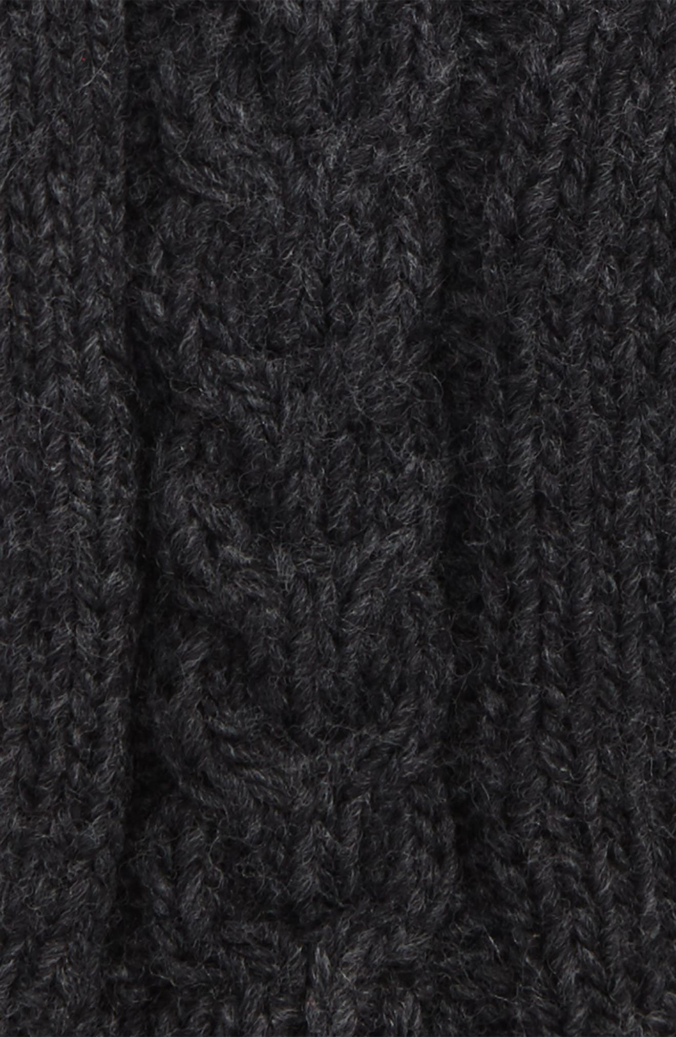 NirvannaDesigns Cable Knit Hand Warmers,                             Alternate thumbnail 9, color,