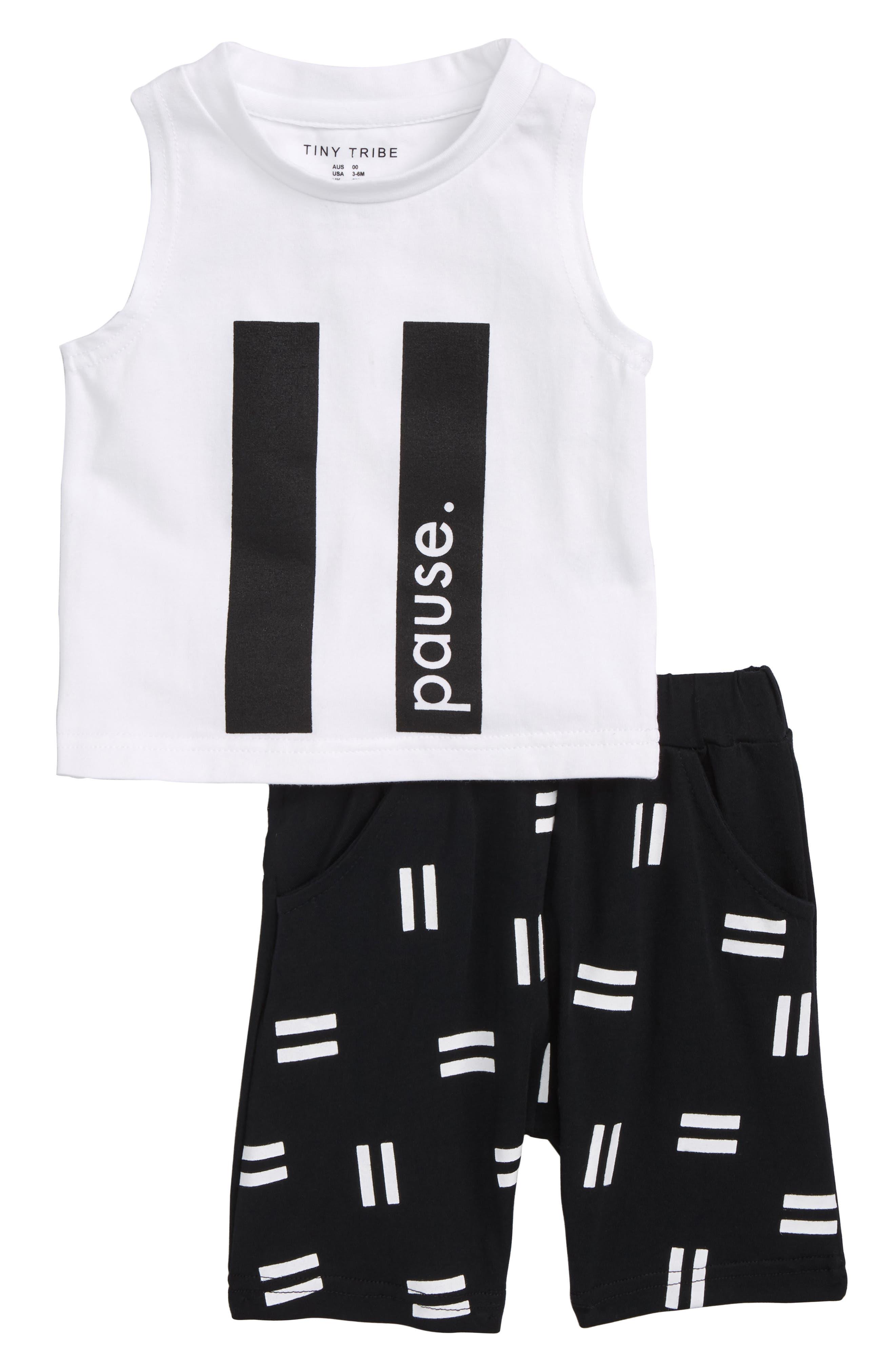 Pause Tank & Shorts Set,                         Main,                         color,