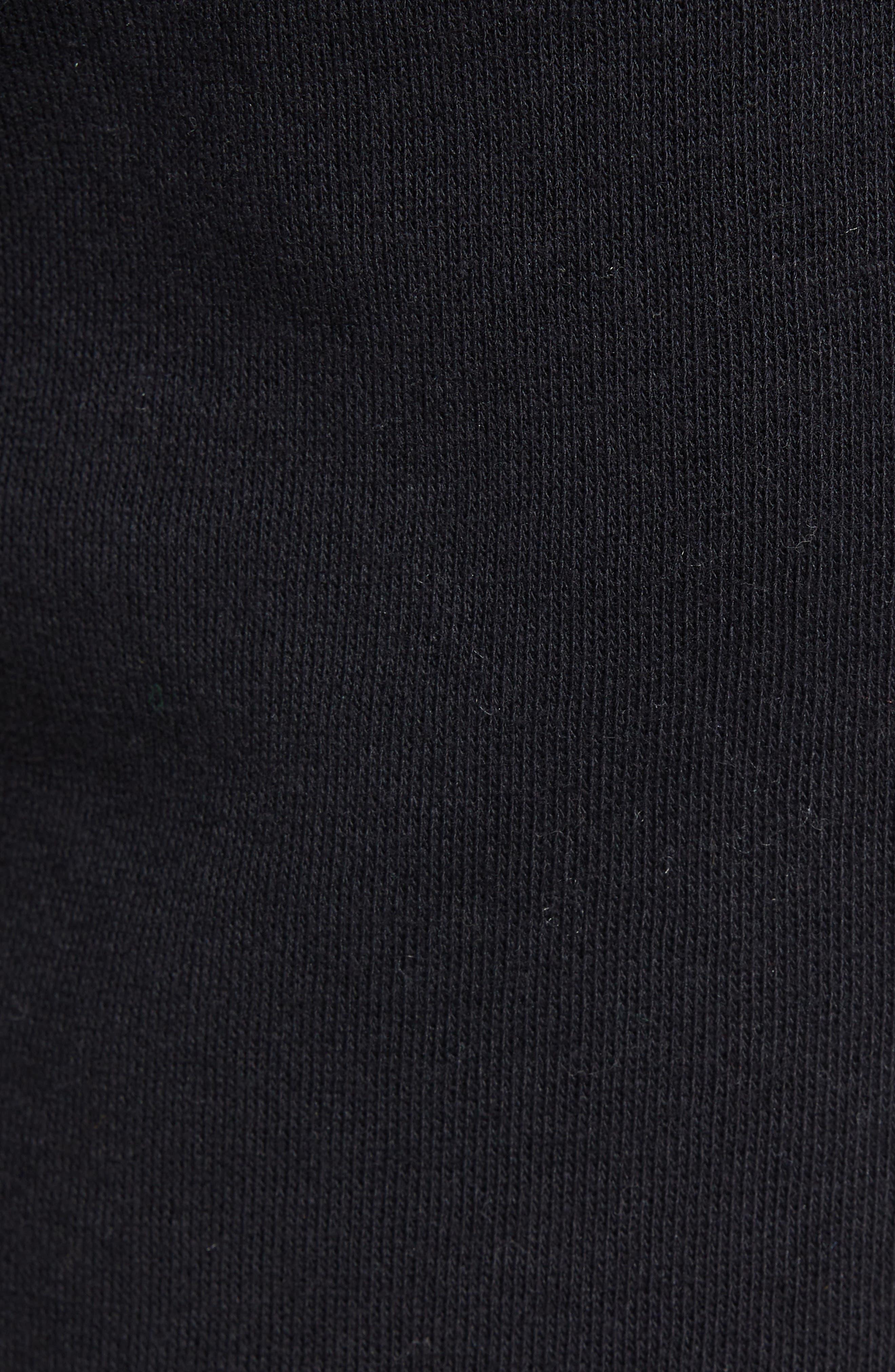 Fleece Jogger Pants,                             Alternate thumbnail 5, color,                             001