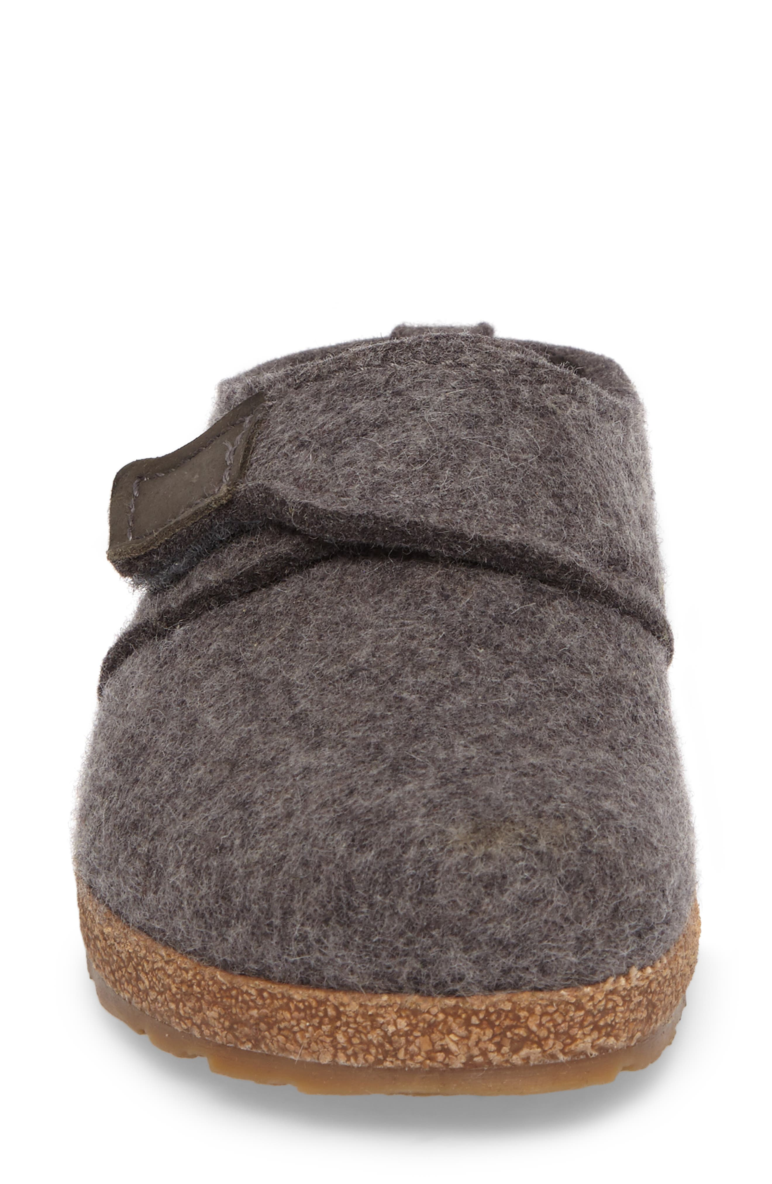 Grizzly Journey Clog Slipper,                             Alternate thumbnail 7, color,