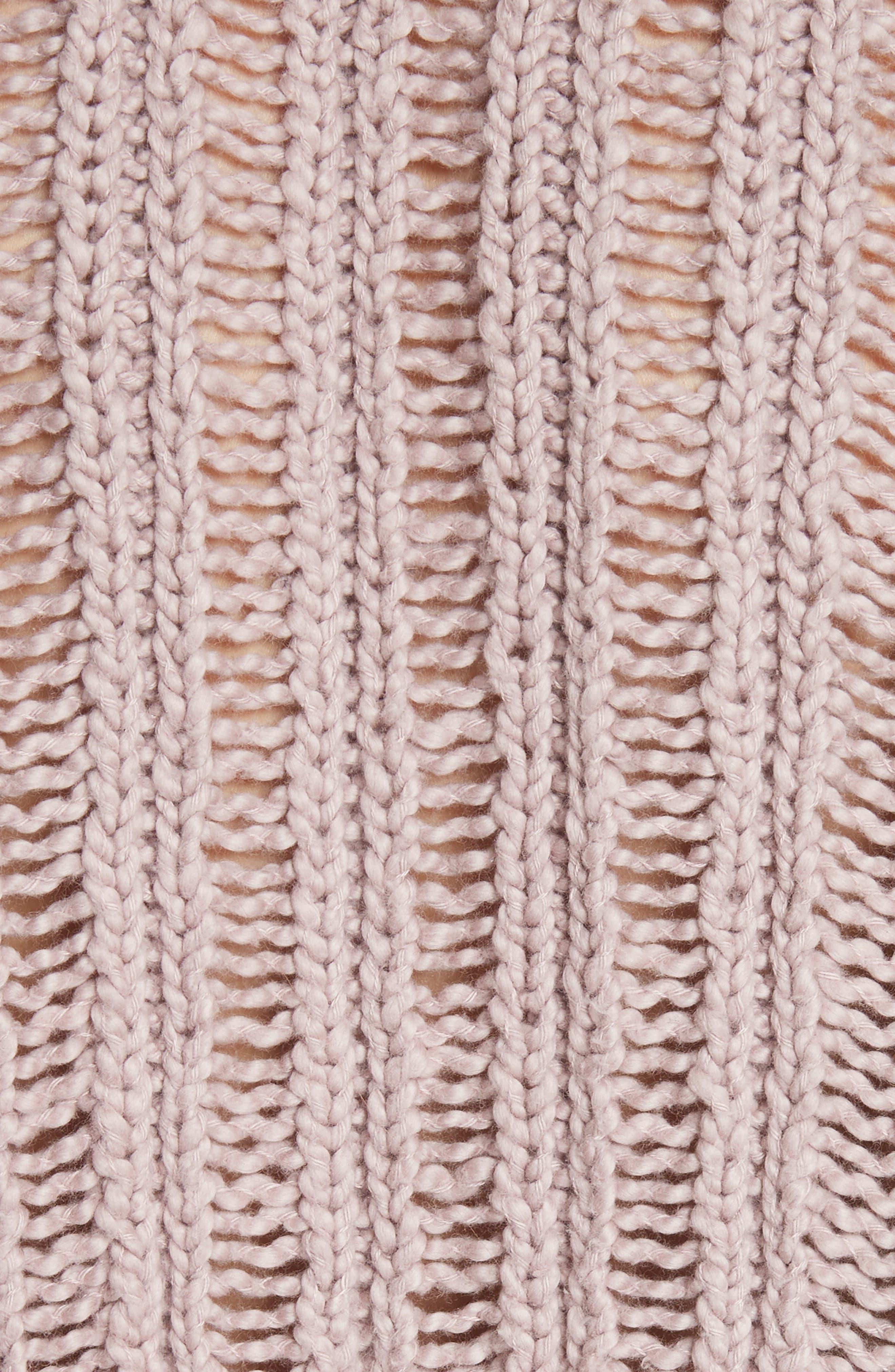 Infinite V-Neck Sweater,                             Alternate thumbnail 13, color,