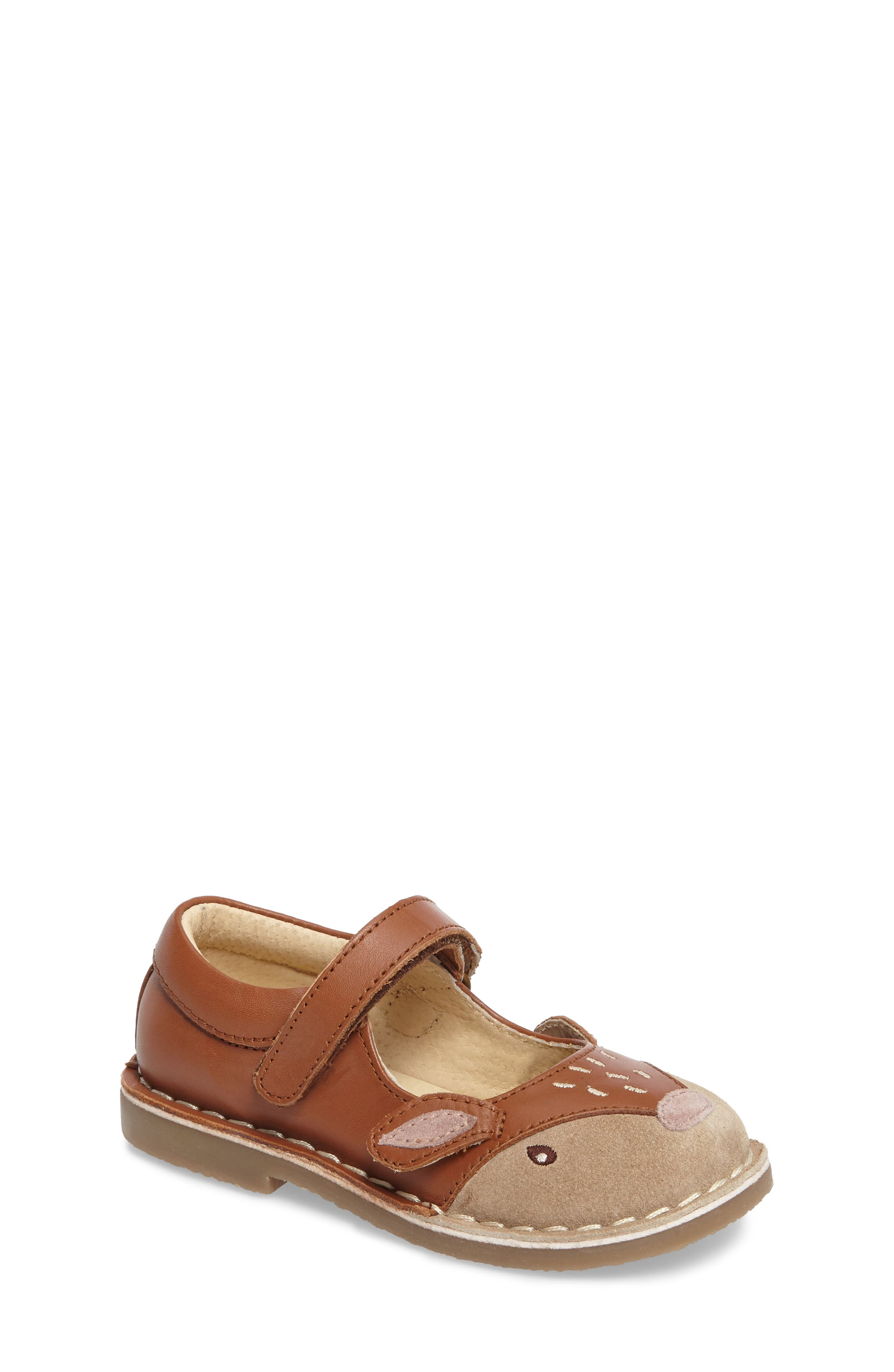 Animal Mary Jane Flat,                         Main,                         color, 214