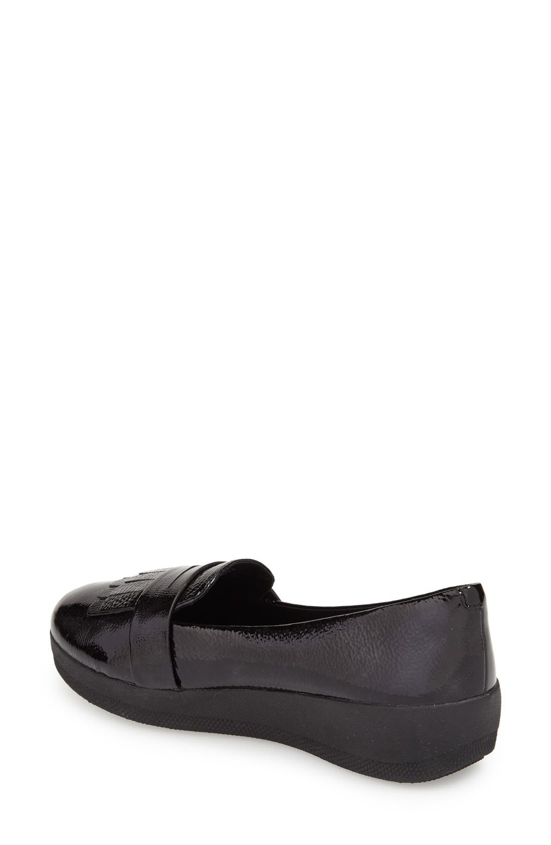 Fringey Loafer,                             Alternate thumbnail 11, color,