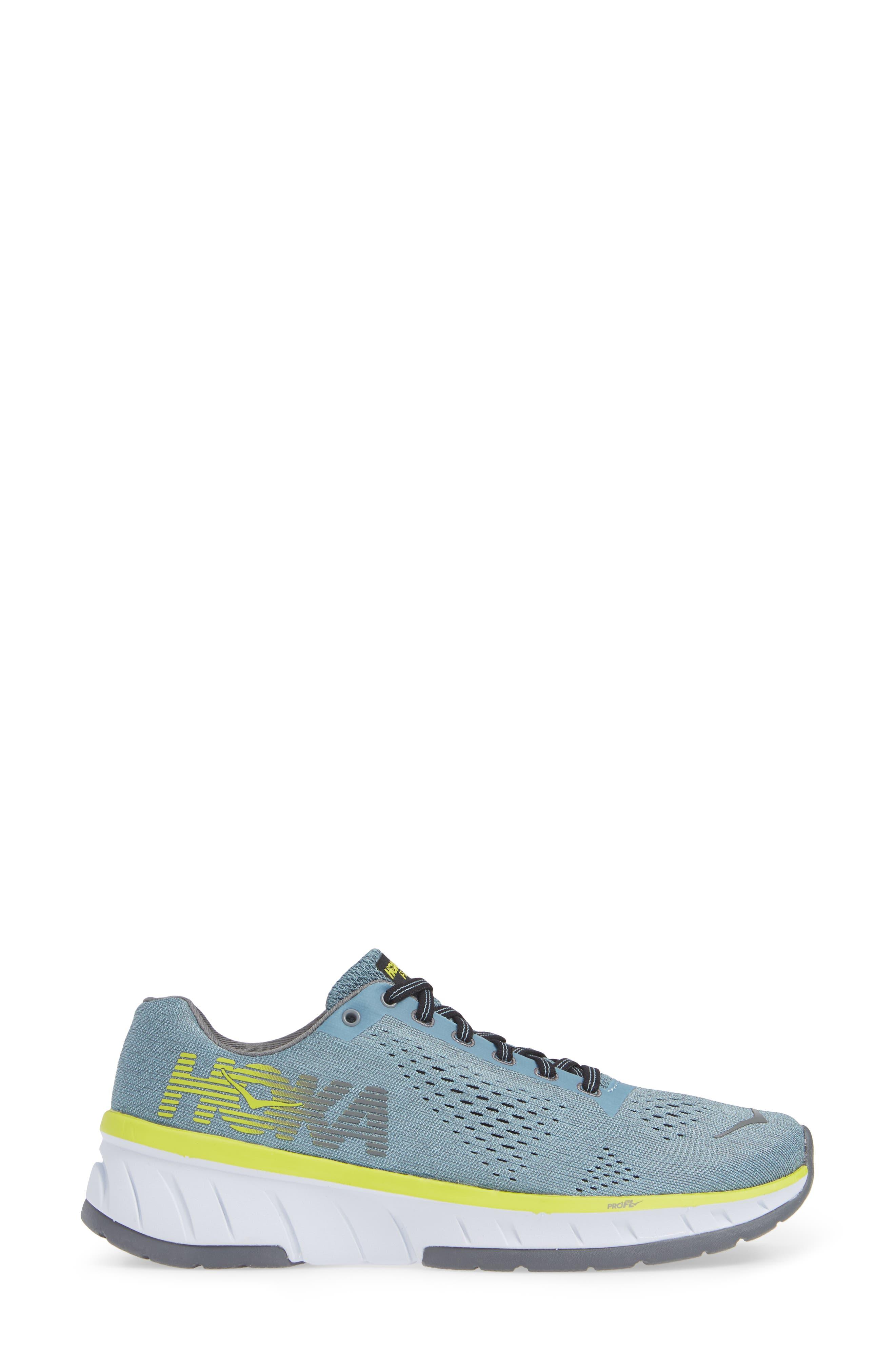 Cavu Running Shoe,                             Alternate thumbnail 3, color,                             SKY BLUE/ NEUTRAL GREY