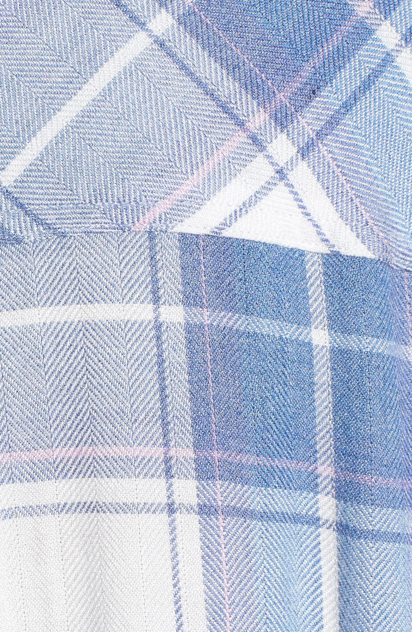 Hunter Plaid Shirt,                             Alternate thumbnail 579, color,