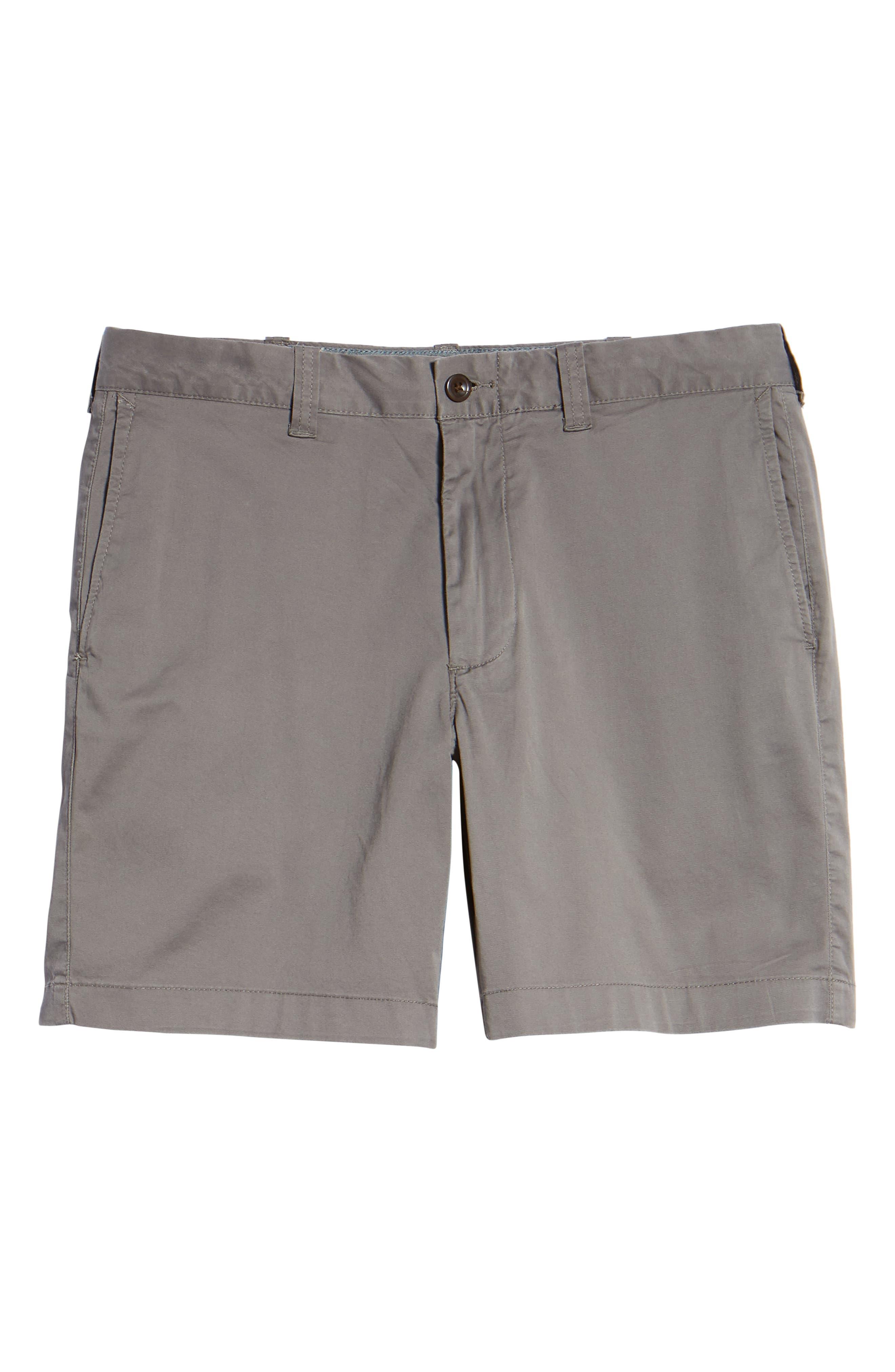 Stretch Cotton Shorts,                             Alternate thumbnail 18, color,
