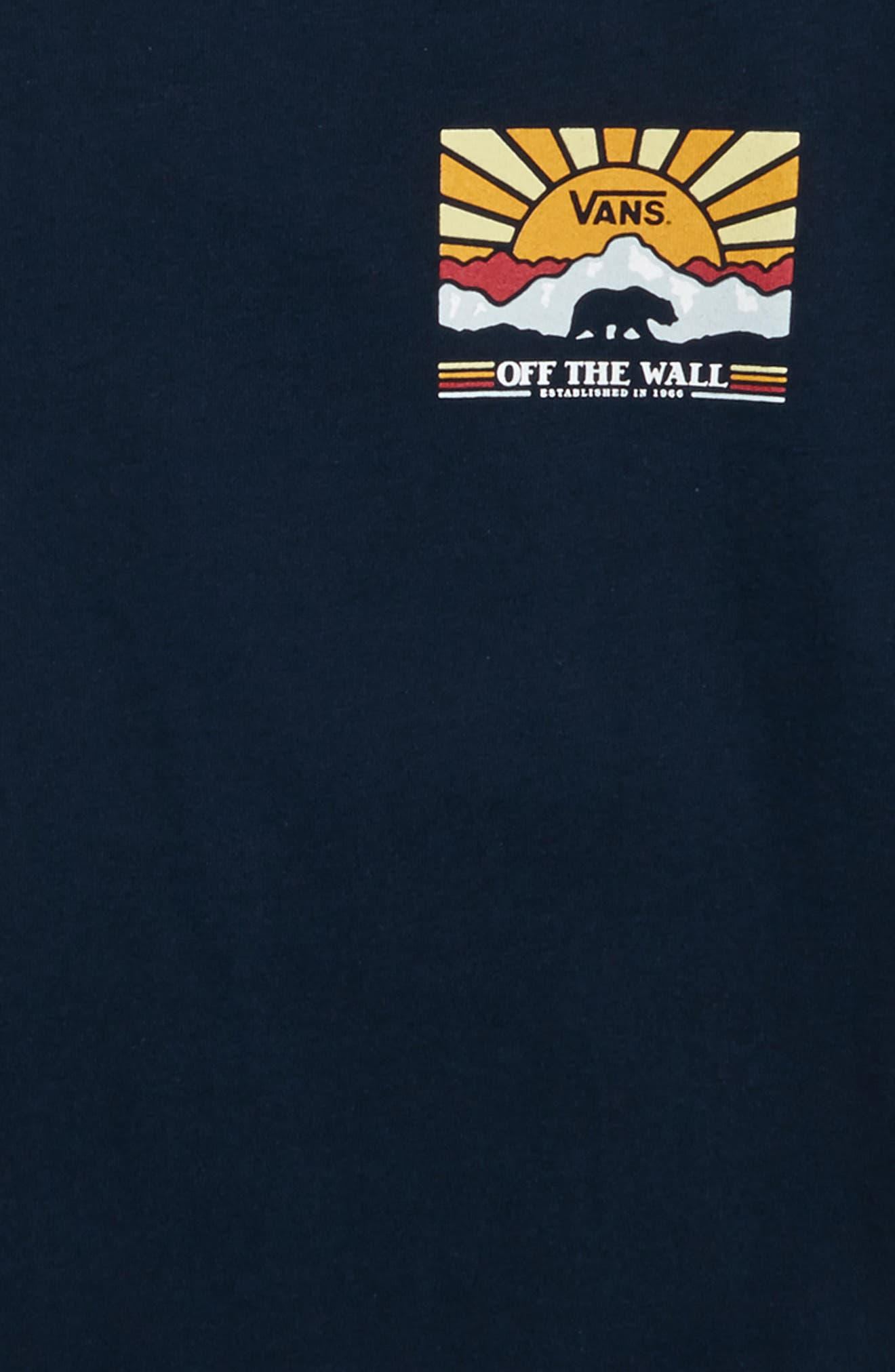 Grizzly Mountain Graphic T-Shirt,                             Alternate thumbnail 3, color,                             410