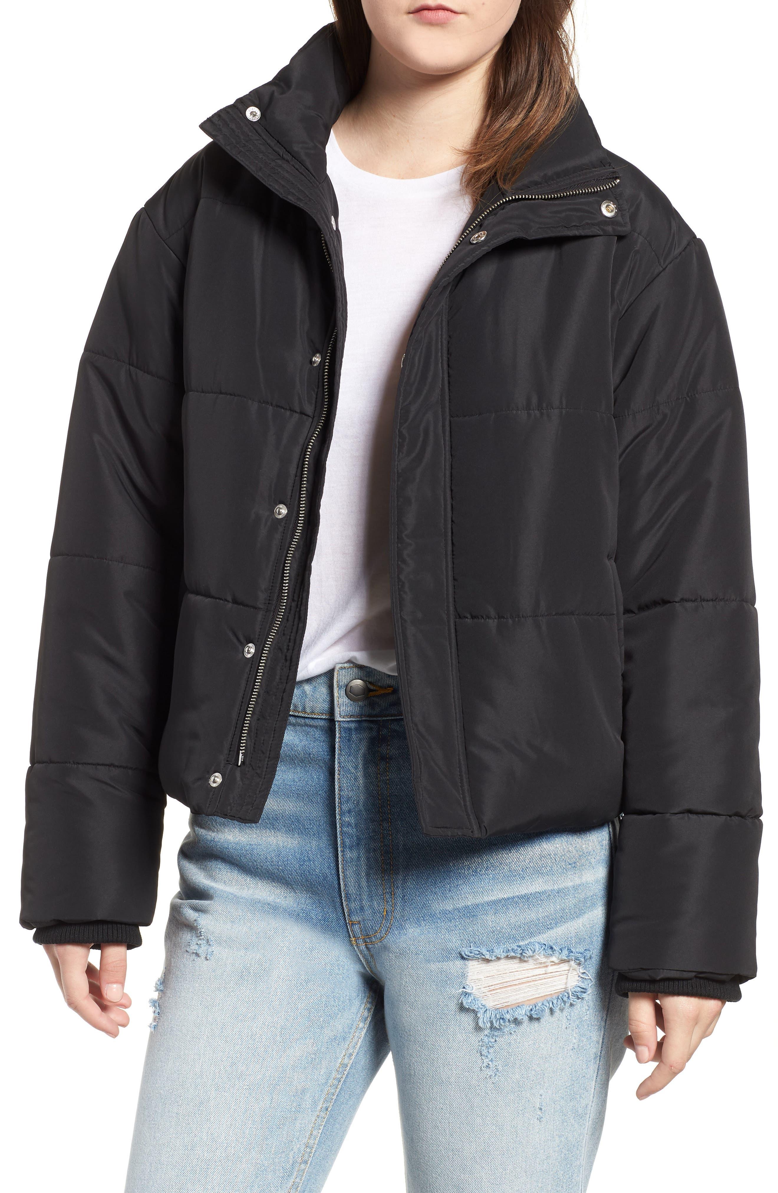 Eezeh Puffer Coat, Main, color, 001