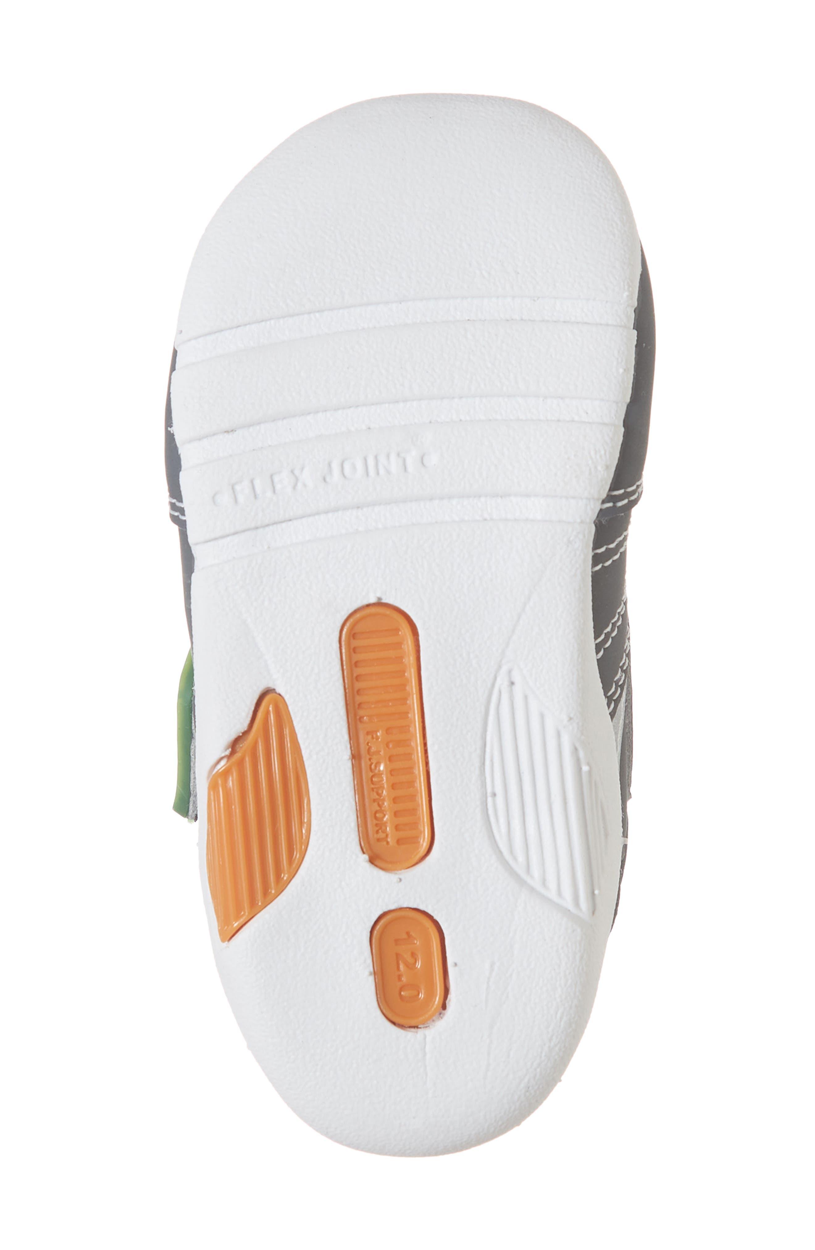 Neko Washable Sneaker,                             Alternate thumbnail 6, color,                             CHARCOAL/ SEA