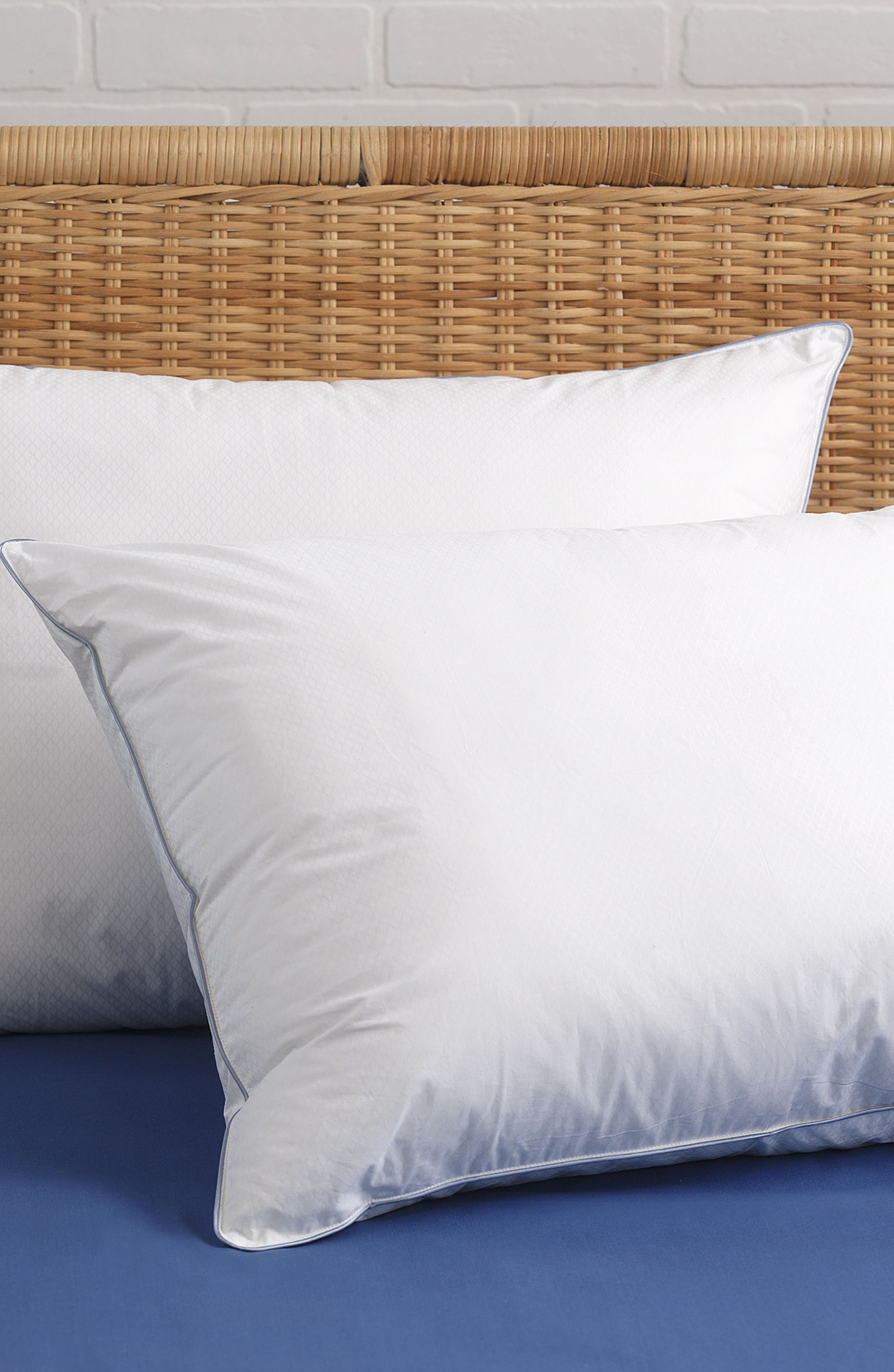 233 Thread Count Pillow,                             Alternate thumbnail 2, color,                             100