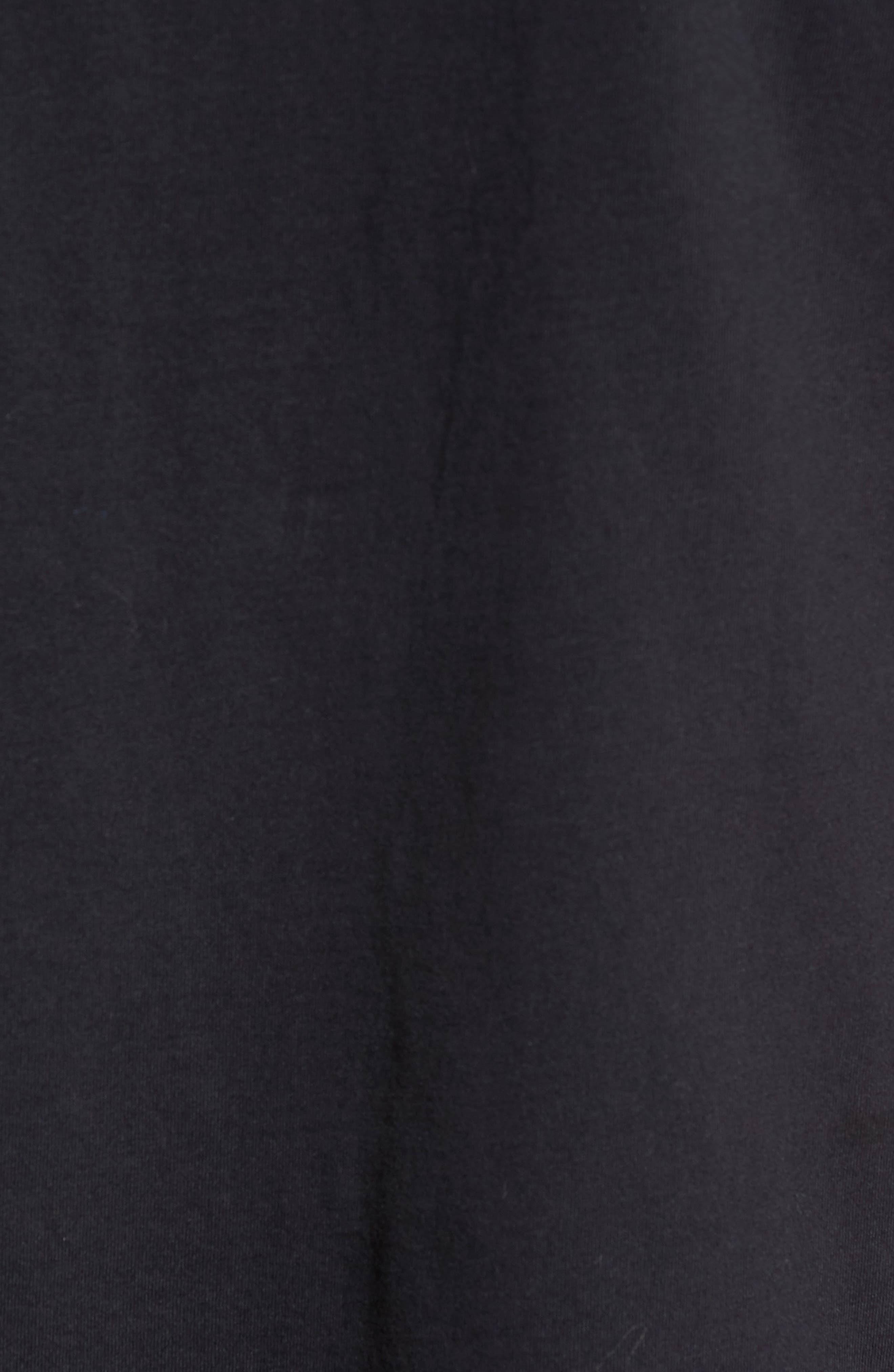 Notch Henley T-Shirt,                             Alternate thumbnail 5, color,                             001
