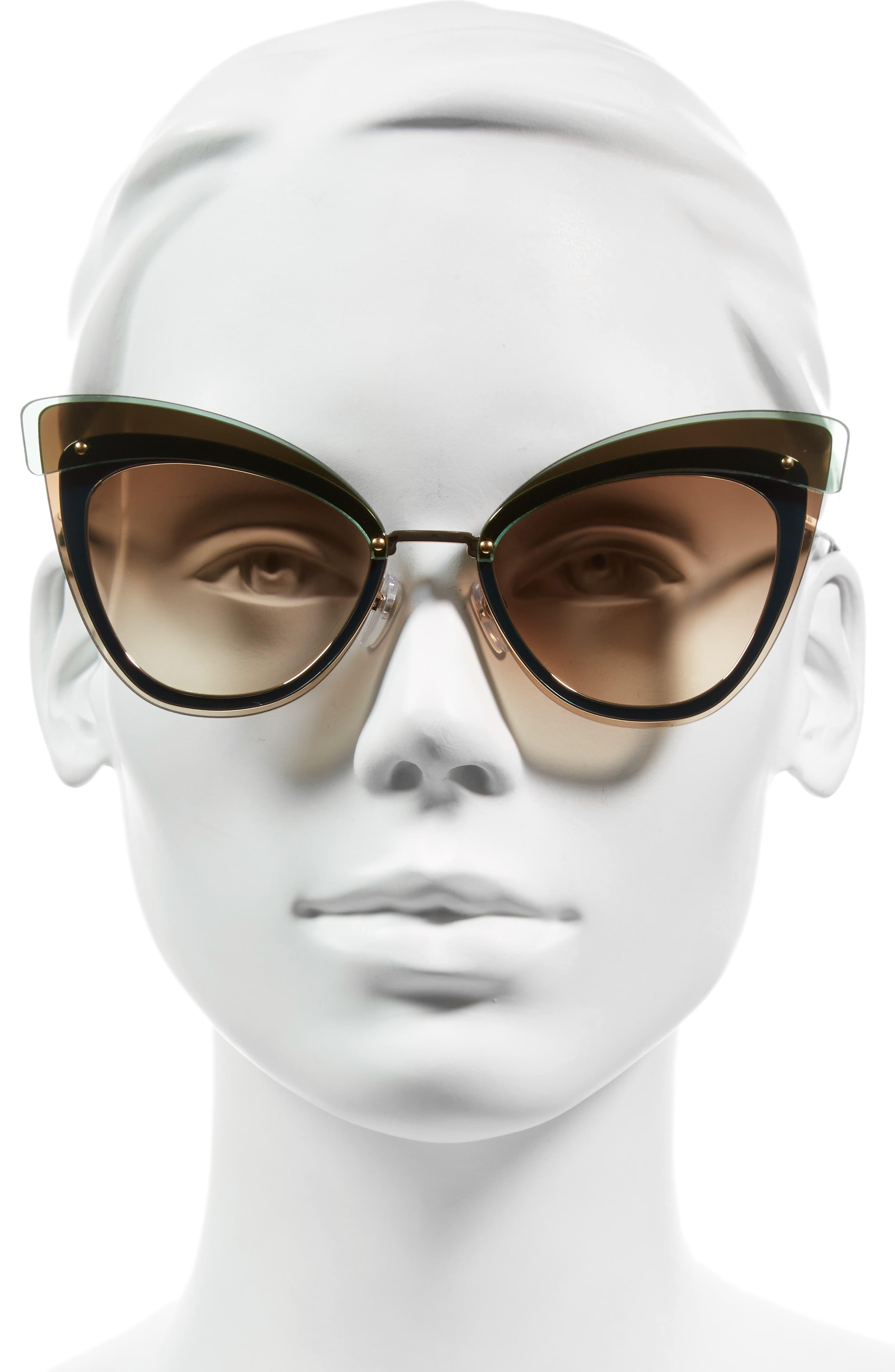 64mm Sunglasses,                             Alternate thumbnail 9, color,