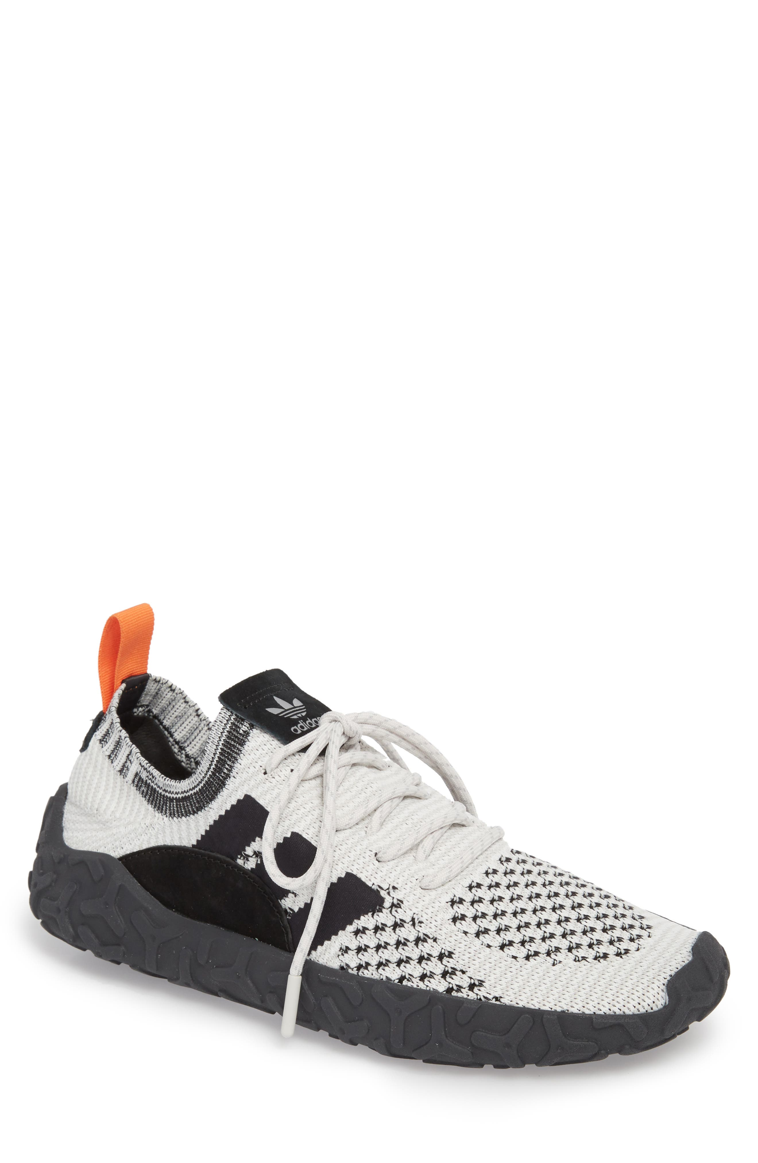 ADIDAS,                             F22 Primeknit Sneaker,                             Main thumbnail 1, color,                             005
