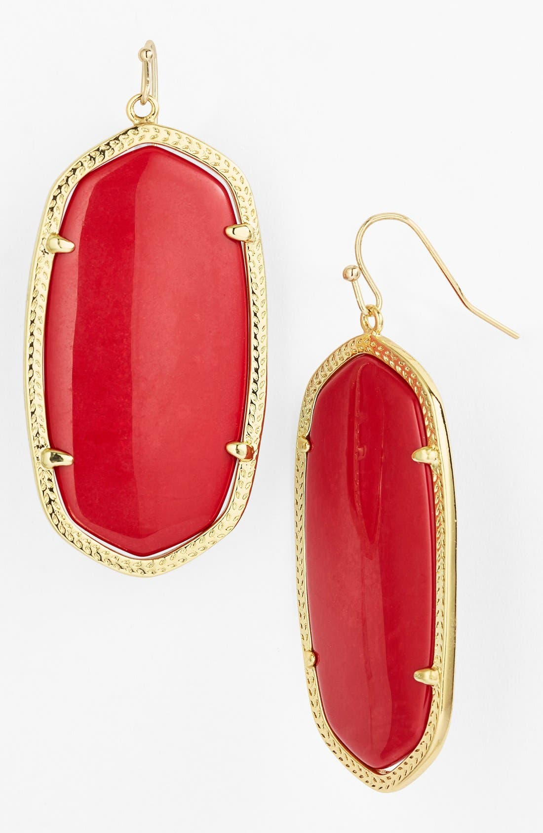 Danielle - Large Oval Statement Earrings,                             Main thumbnail 73, color,