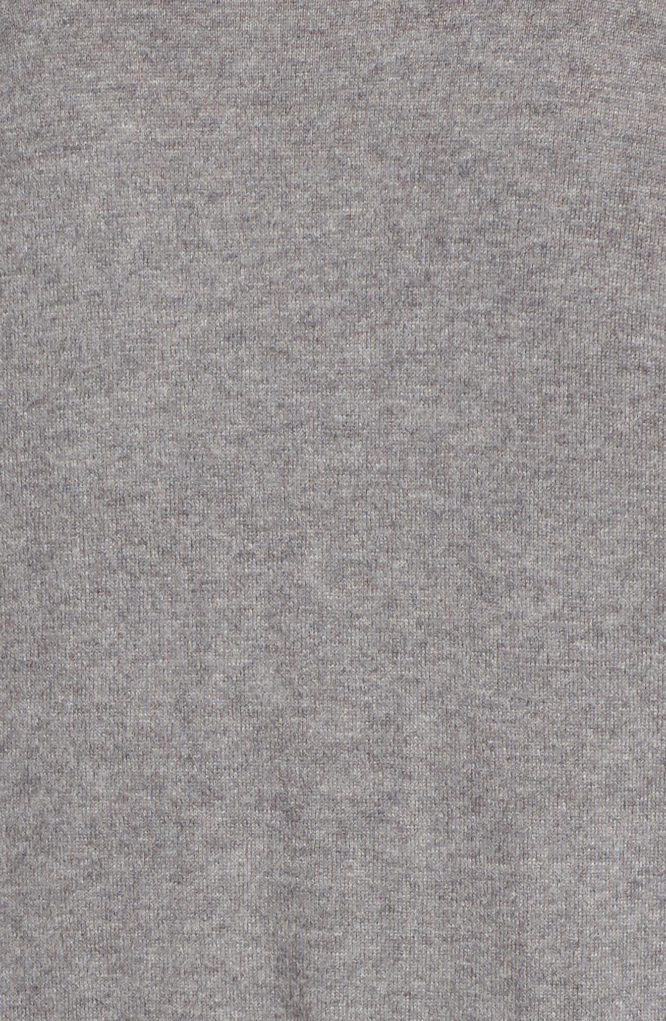 Boyfriend Turtleneck Sweater,                             Alternate thumbnail 14, color,