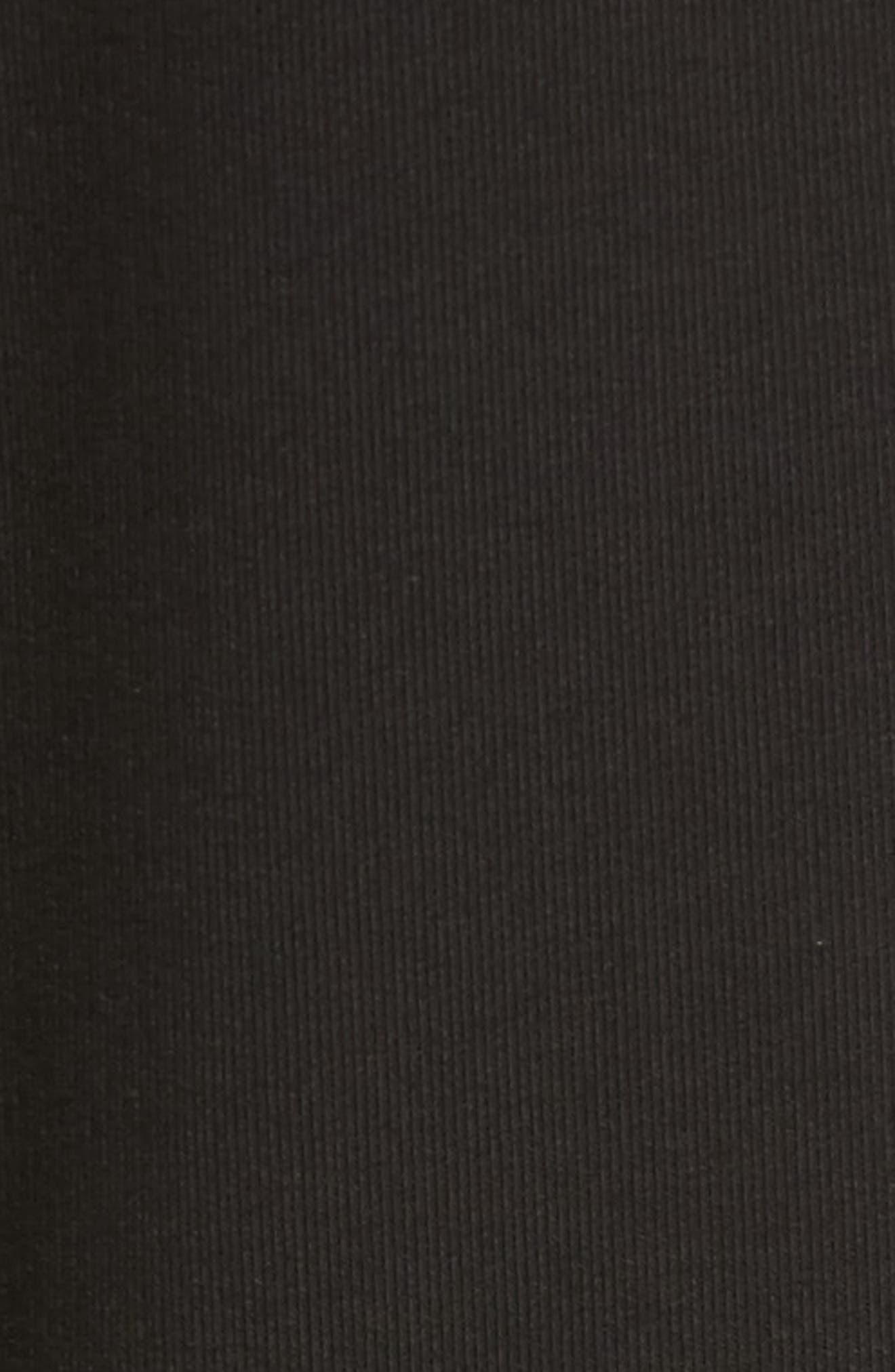 Fleece Cargo Pants,                             Alternate thumbnail 5, color,                             001