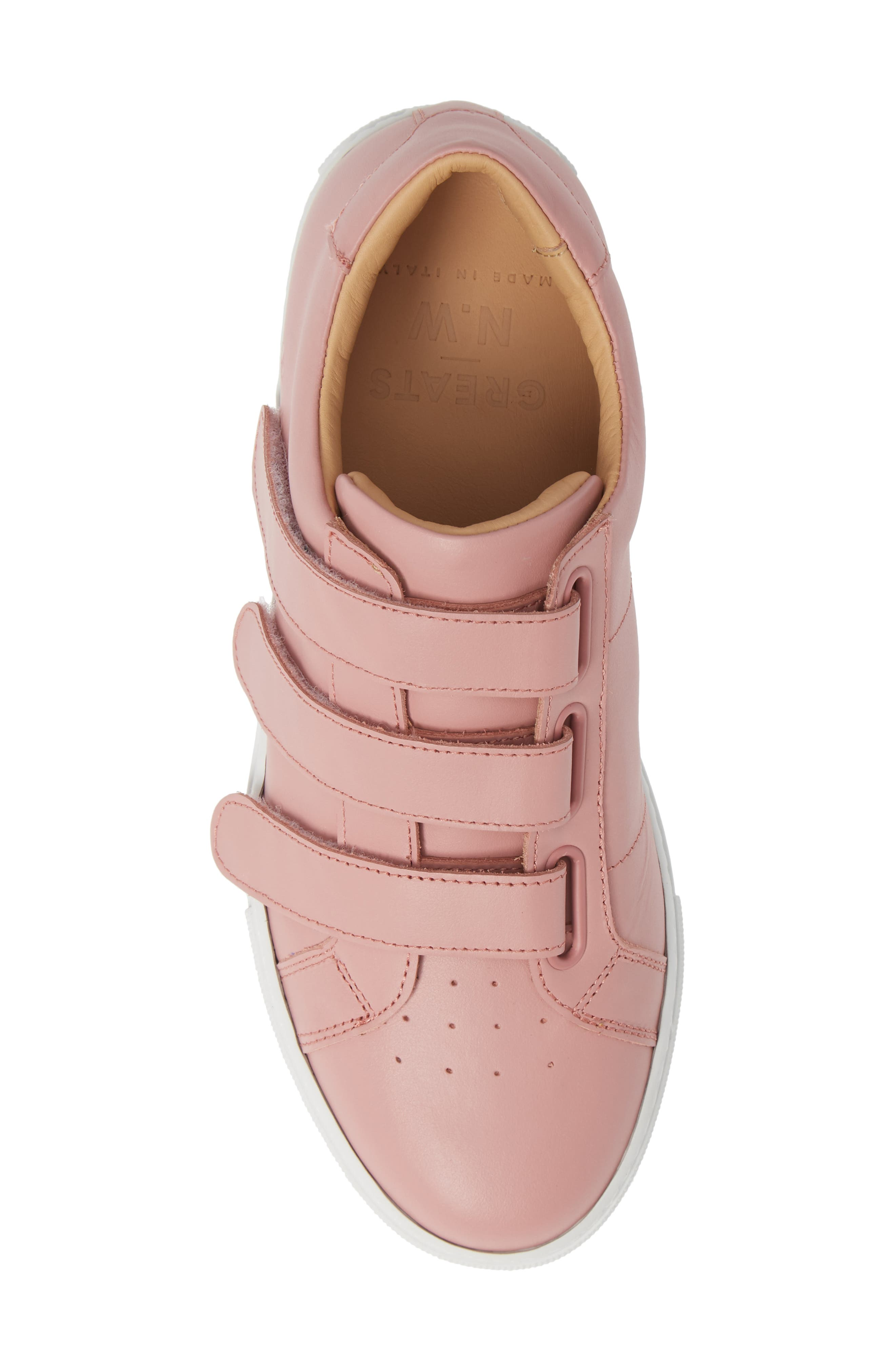 Nick Wooster x GREATS Wooster Royale Sneaker,                             Alternate thumbnail 5, color,                             651