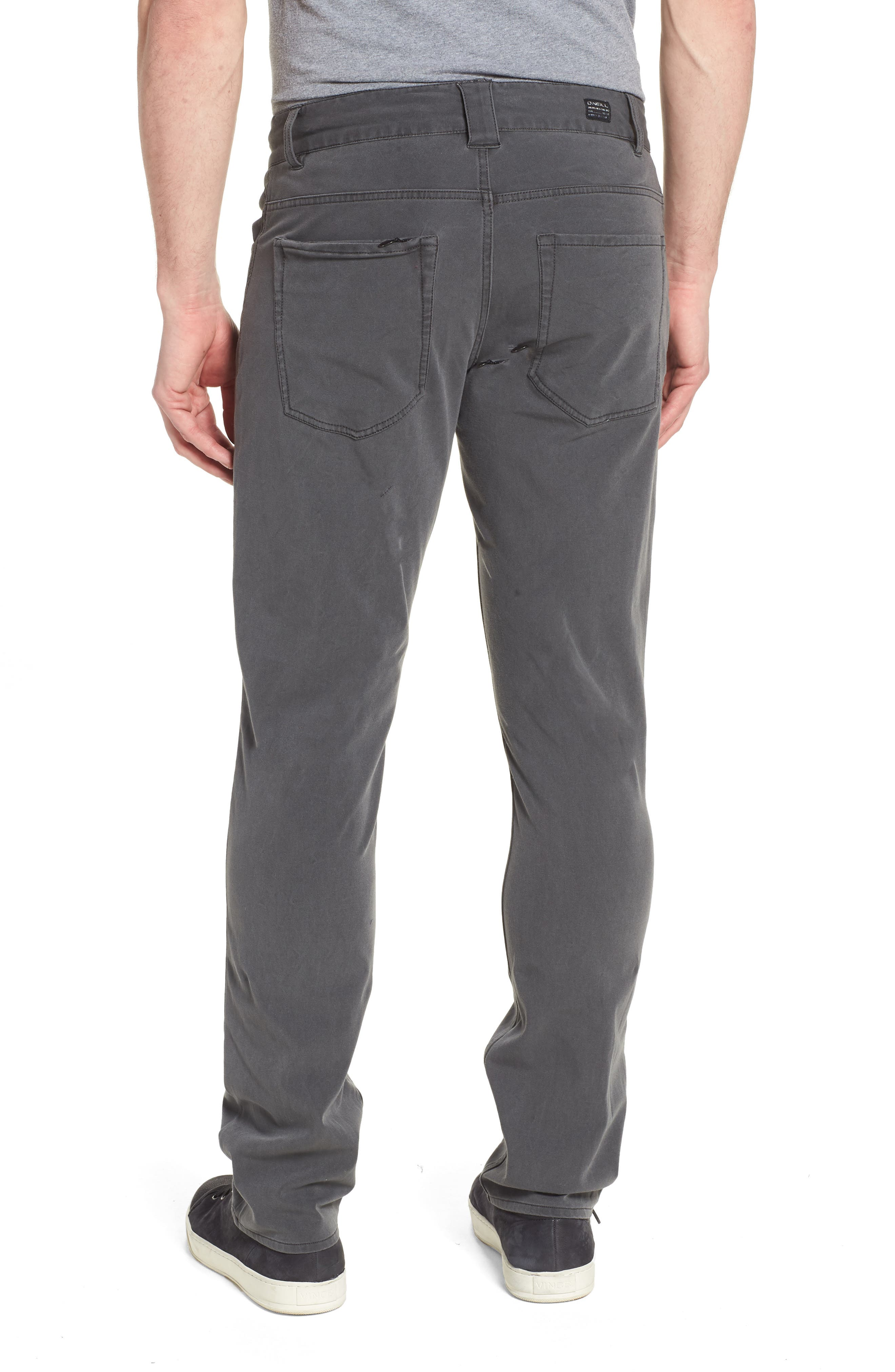 Venture Slim Fit Hybrid Pants,                             Alternate thumbnail 2, color,                             001